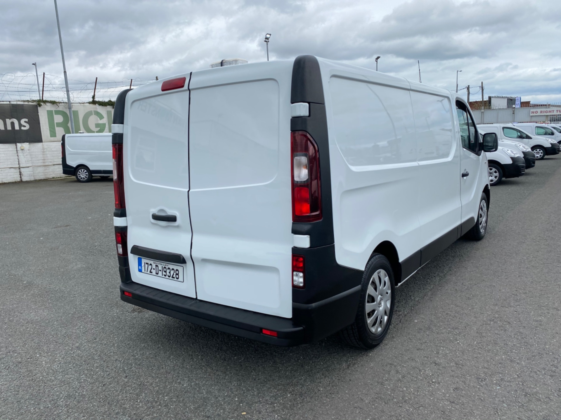 2017 Renault Trafic LL29 DCI 120 Business 3DR (172D19328) Image 7