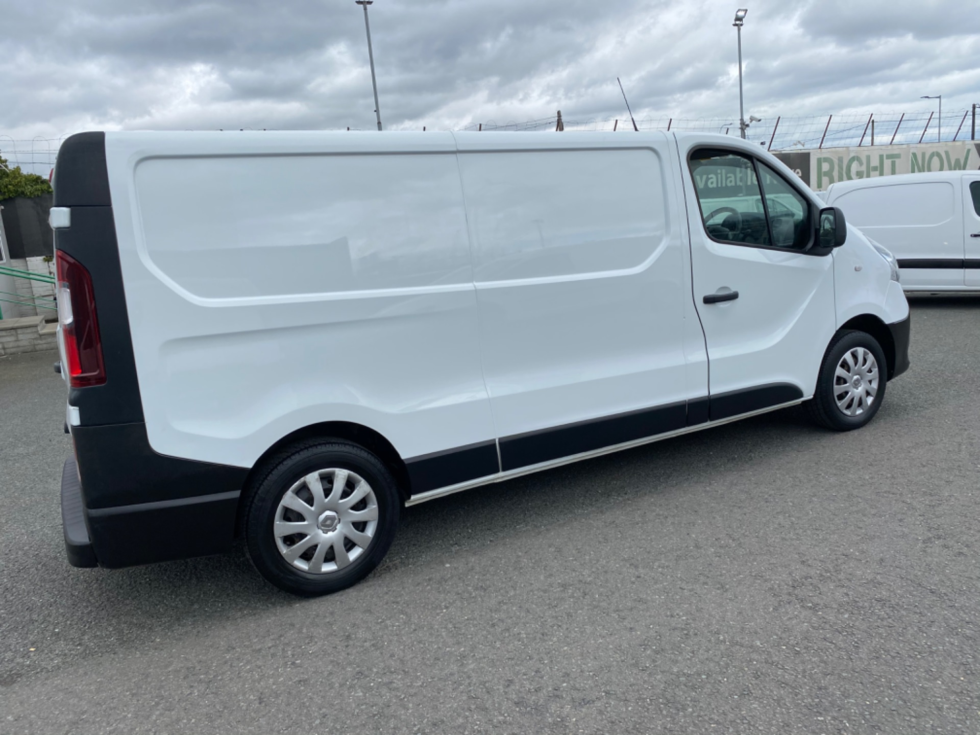 2017 Renault Trafic LL29 DCI 120 Business 3DR (172D19328) Image 8
