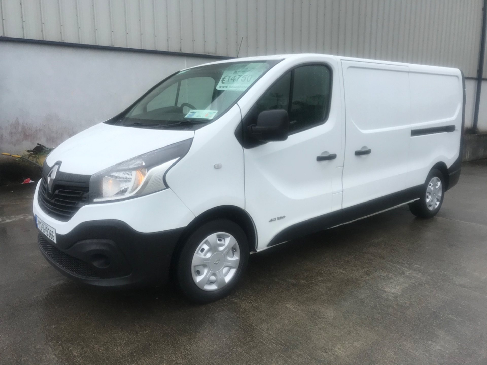 2017 Renault Trafic LL29 DCI 120 Business 3DR (172D19366)