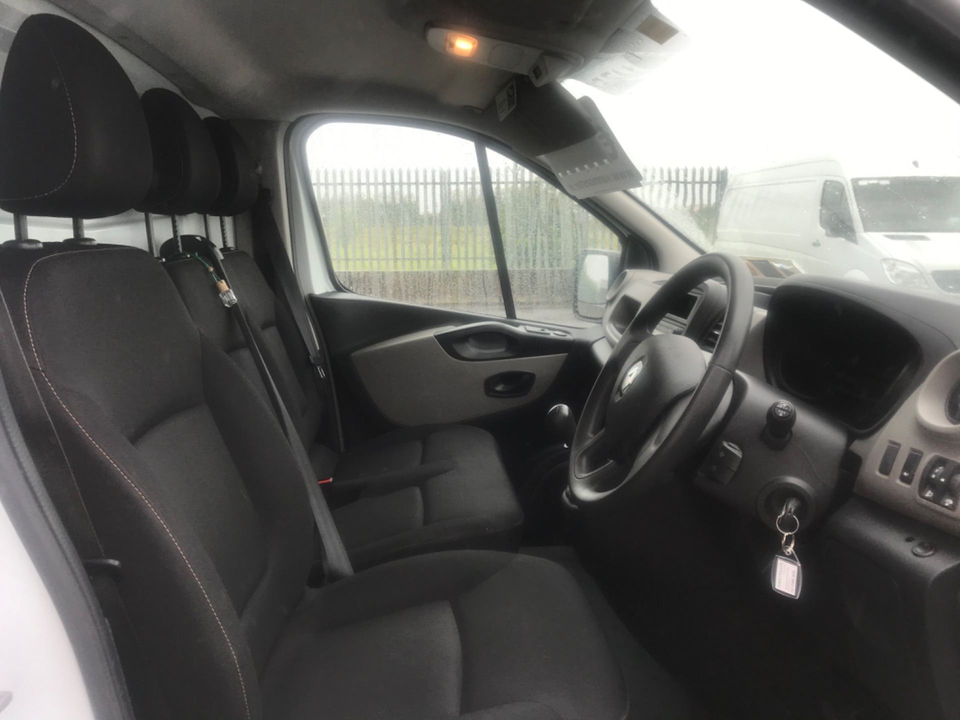 2017 Renault Trafic LL29 DCI 120 Business 3DR (172D19366) Image 12