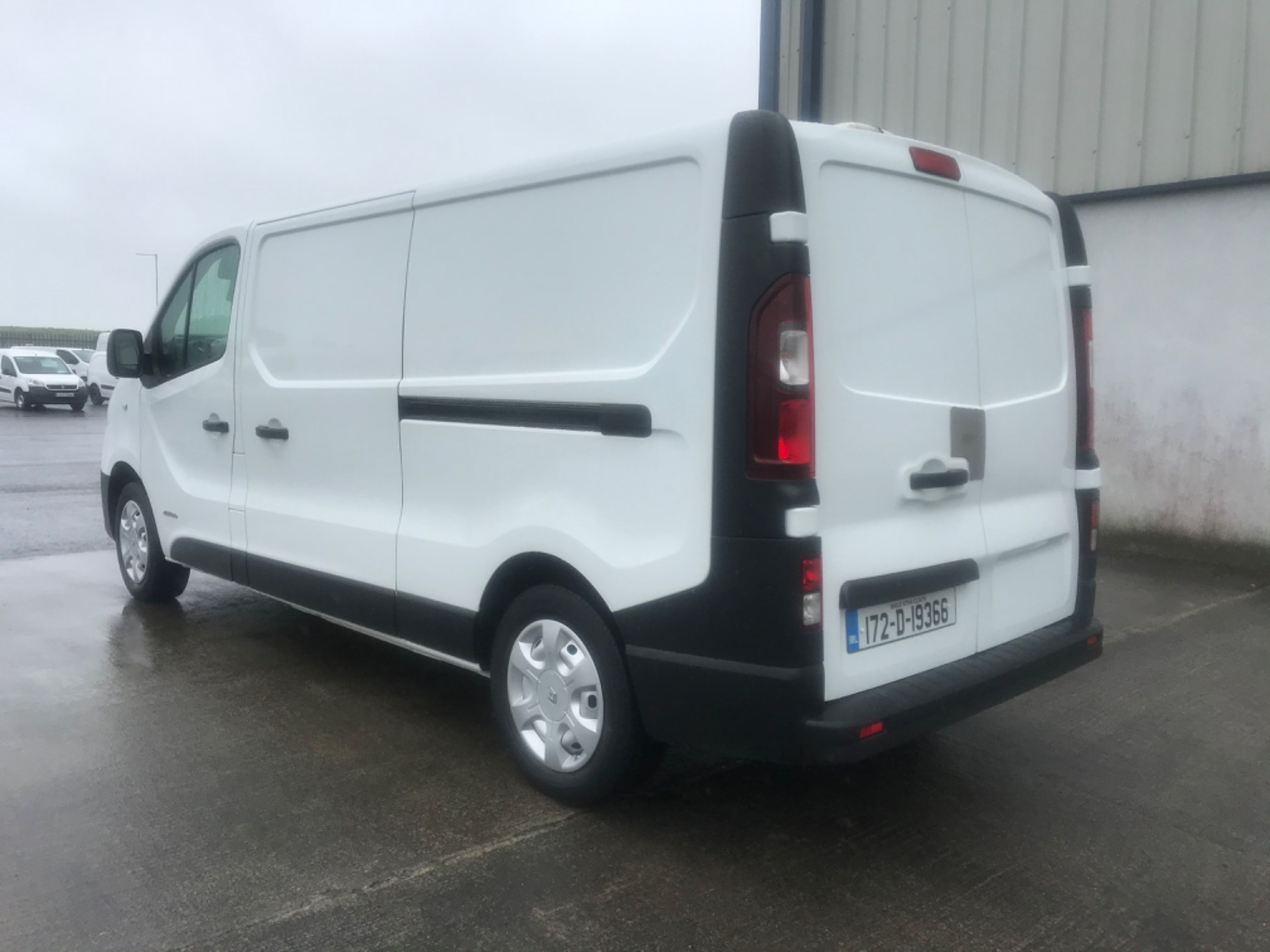 2017 Renault Trafic LL29 DCI 120 Business 3DR (172D19366) Image 6