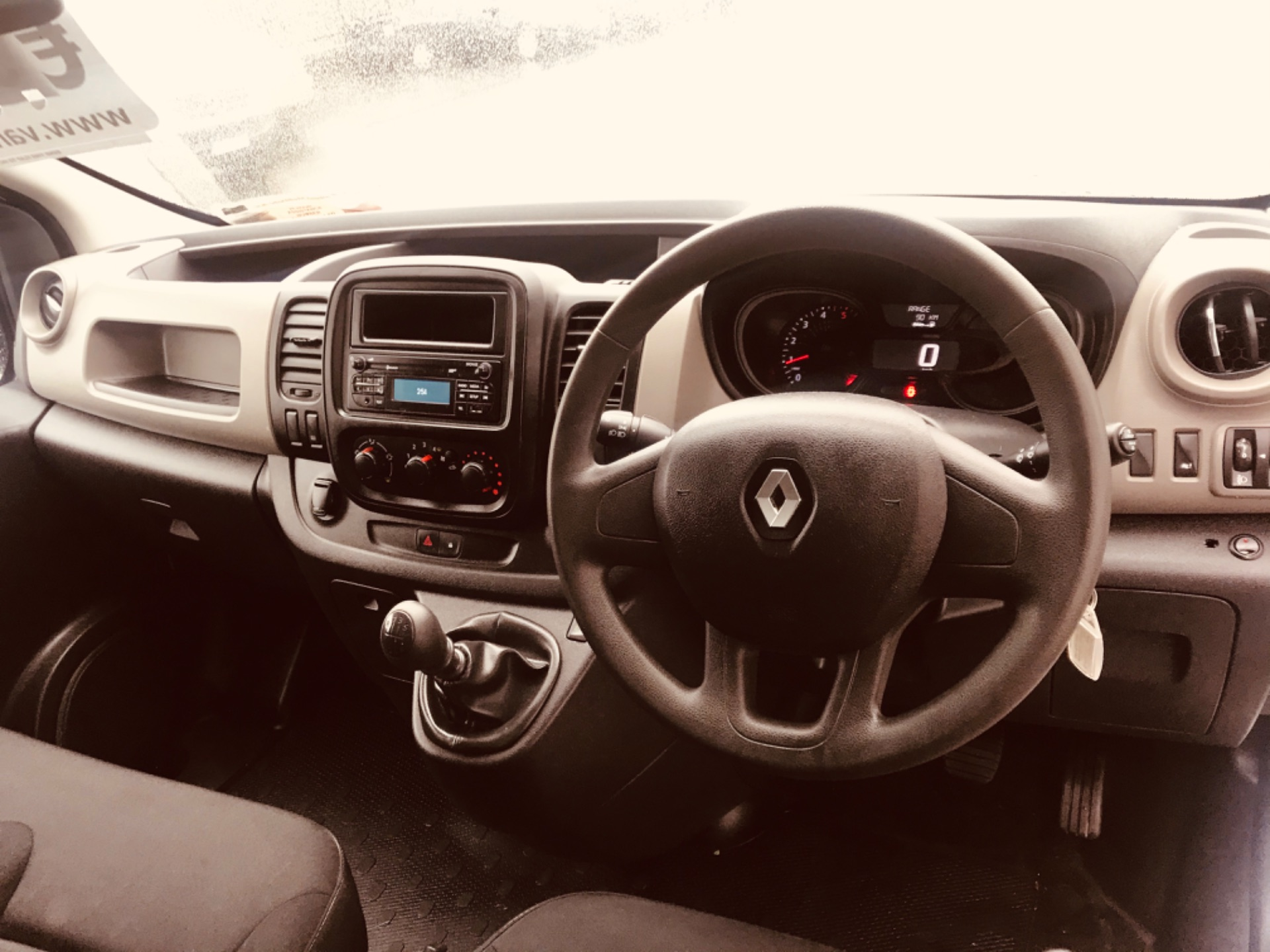 2017 Renault Trafic LL29 DCI 120 Business 3DR (172D19371) Image 15