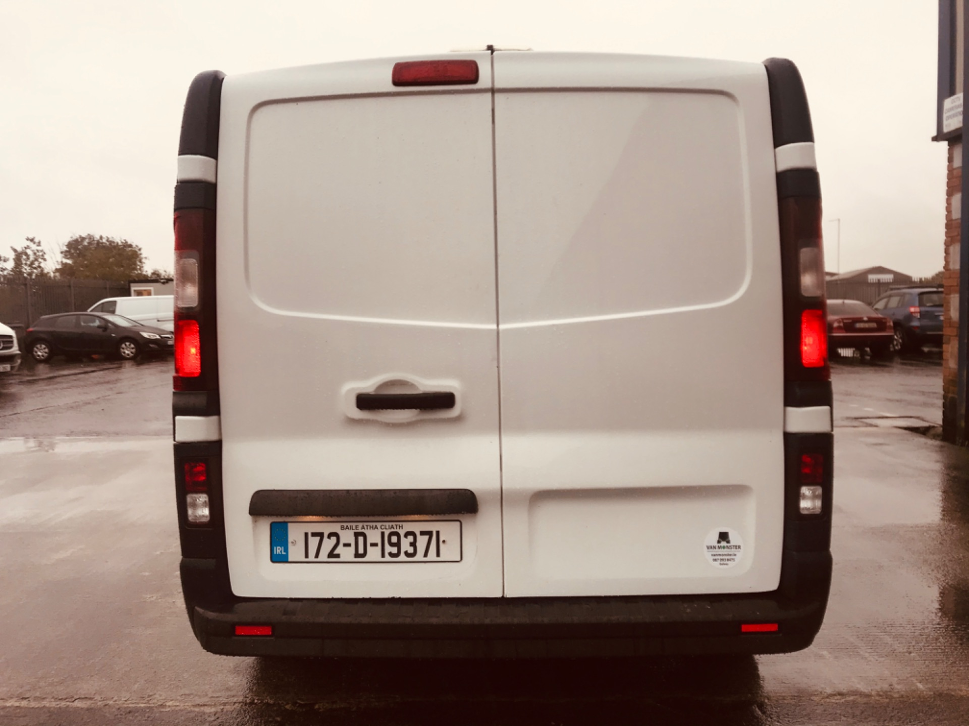 2017 Renault Trafic LL29 DCI 120 Business 3DR (172D19371) Image 7
