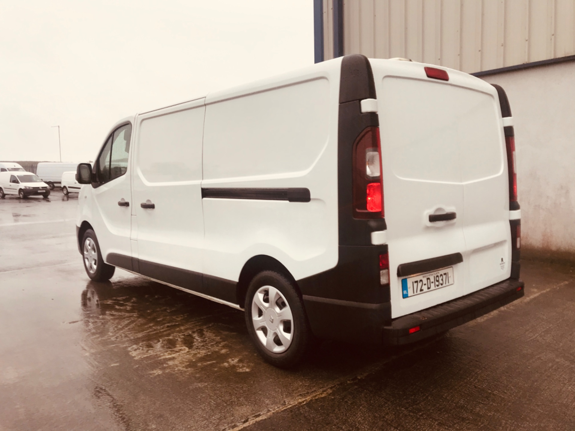 2017 Renault Trafic LL29 DCI 120 Business 3DR (172D19371) Image 8