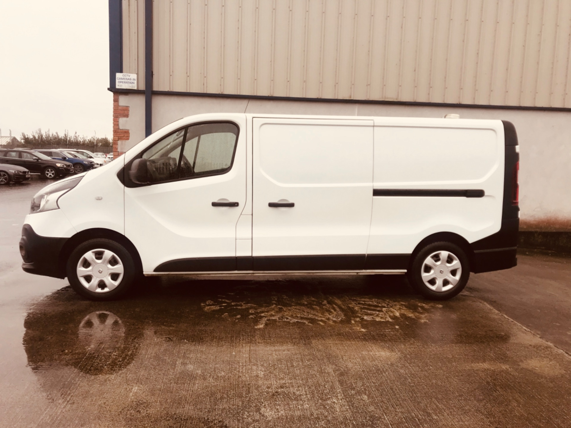 2017 Renault Trafic LL29 DCI 120 Business 3DR (172D19371) Image 9