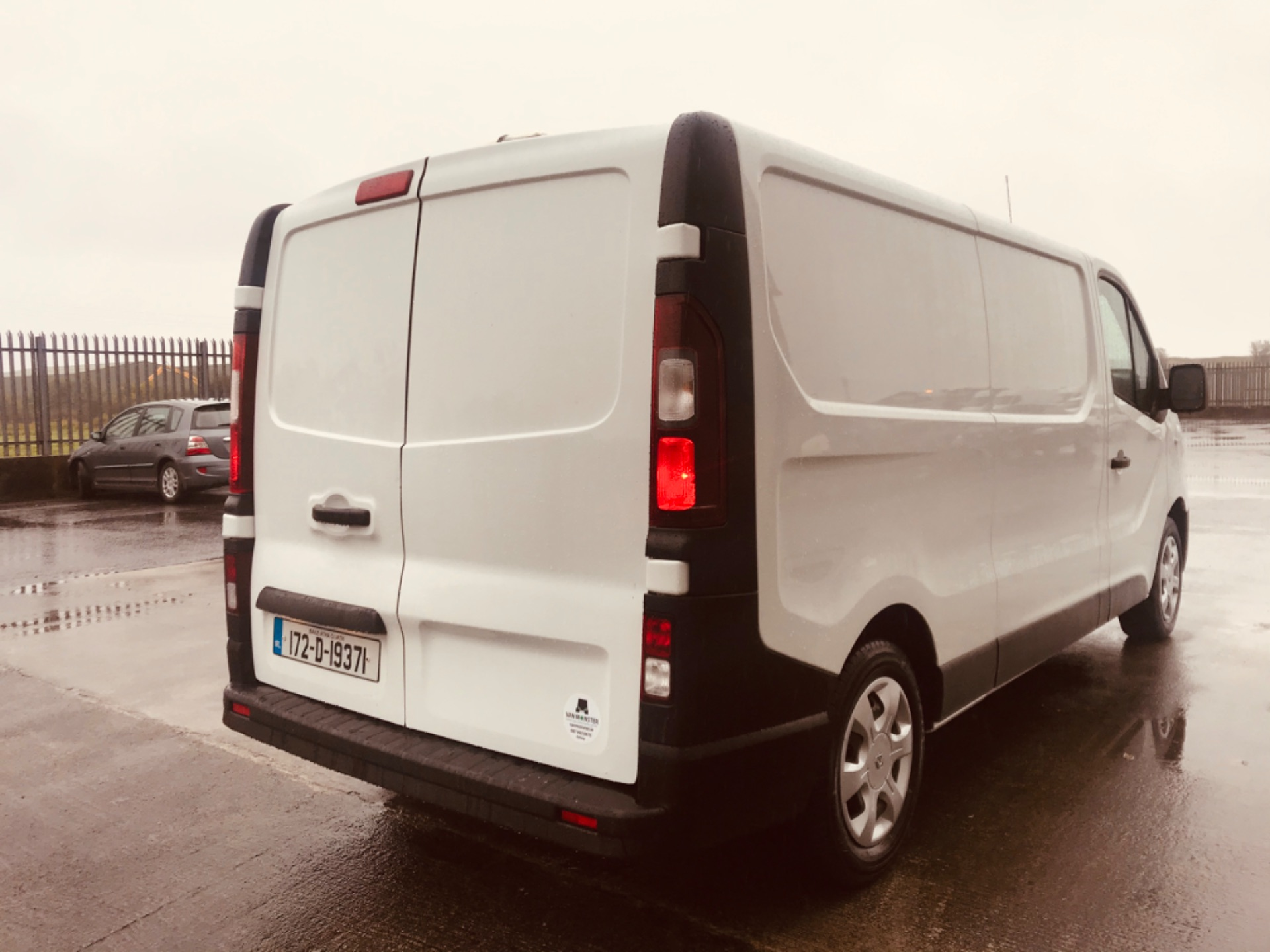 2017 Renault Trafic LL29 DCI 120 Business 3DR (172D19371) Image 6