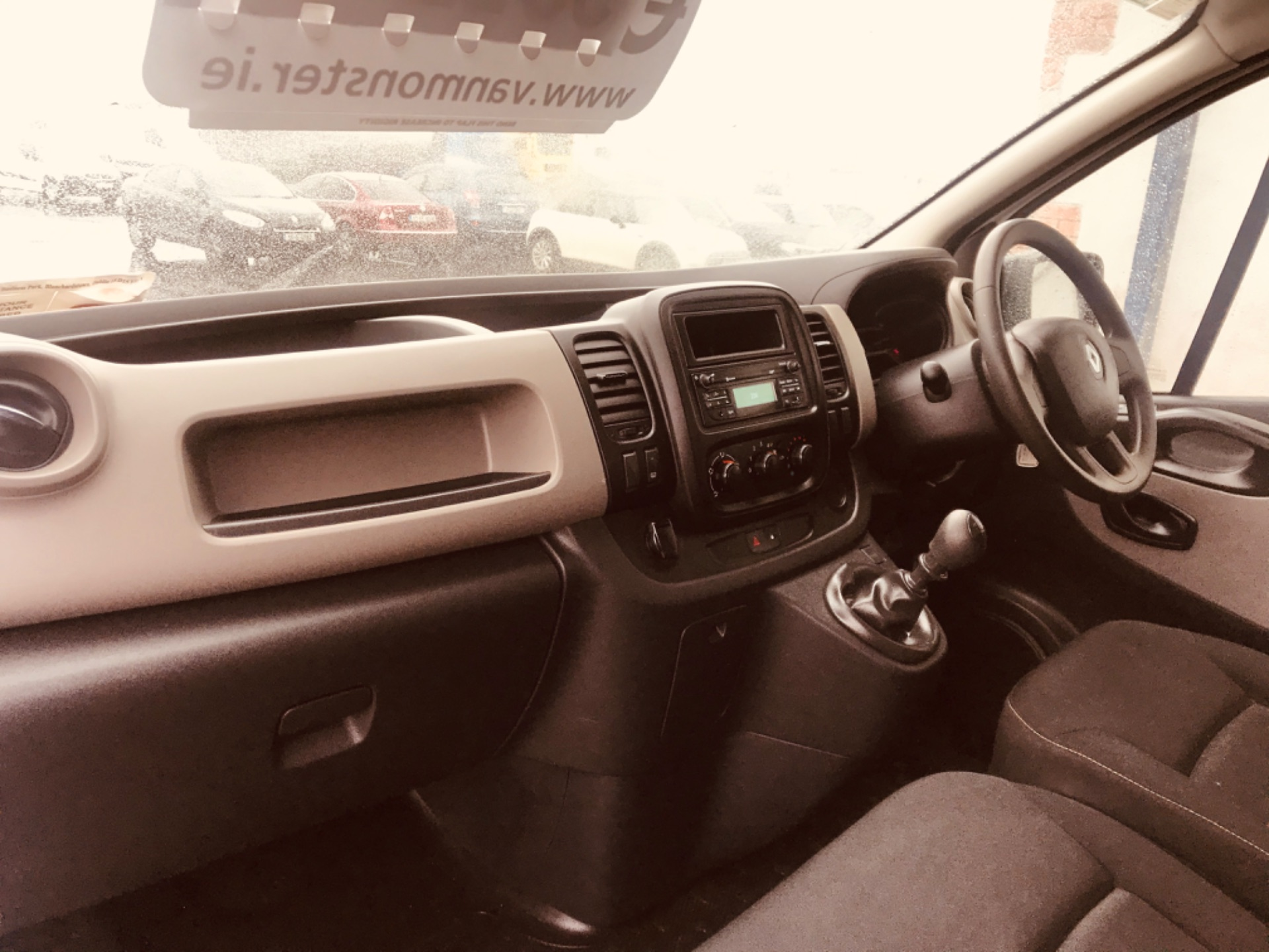 2017 Renault Trafic LL29 DCI 120 Business 3DR (172D19371) Image 13