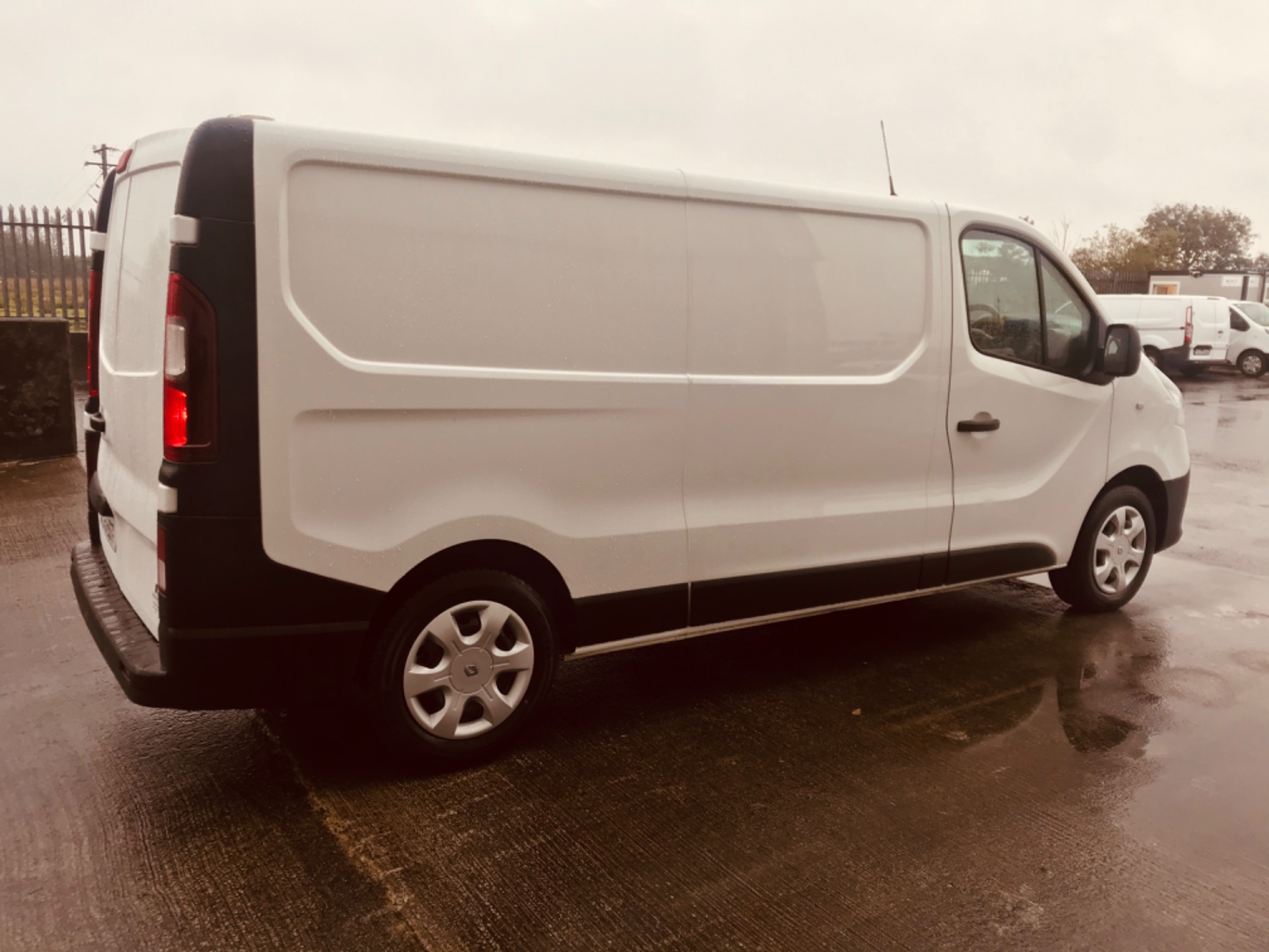2017 Renault Trafic LL29 DCI 120 Business 3DR (172D19371) Image 5