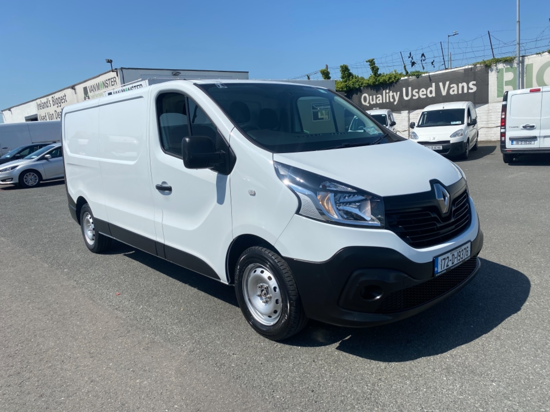 2017 Renault Trafic LL29 DCI 120 Business 3DR (172D19376) Image 1