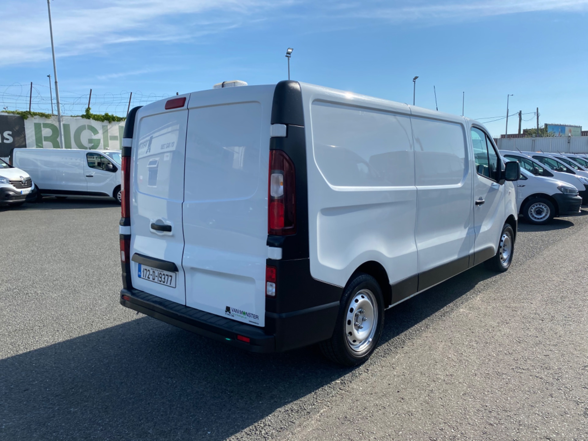 2017 Renault Trafic LL29 DCI 120 Business 3DR (172D19377) Image 7