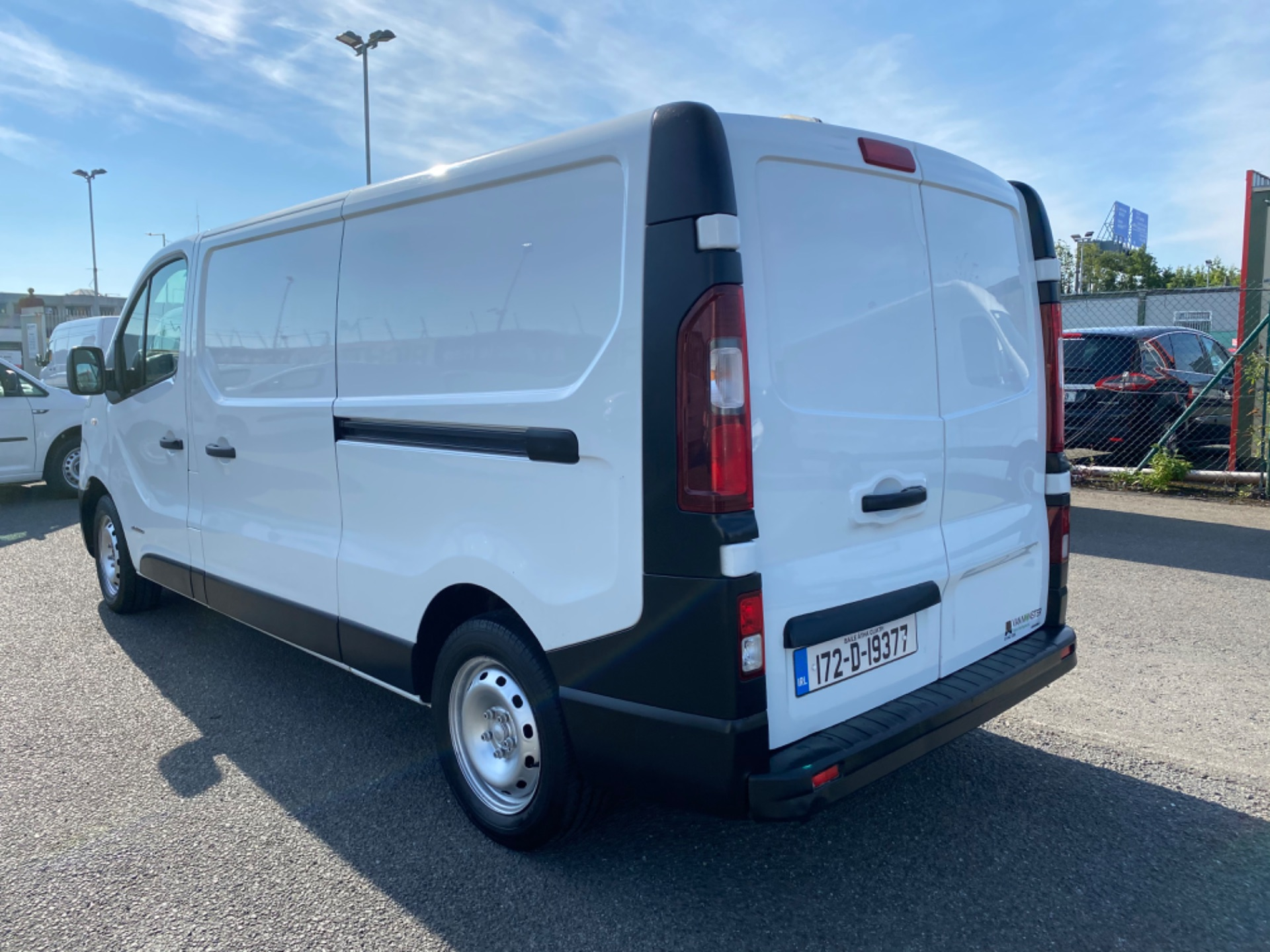 2017 Renault Trafic LL29 DCI 120 Business 3DR (172D19377) Image 5