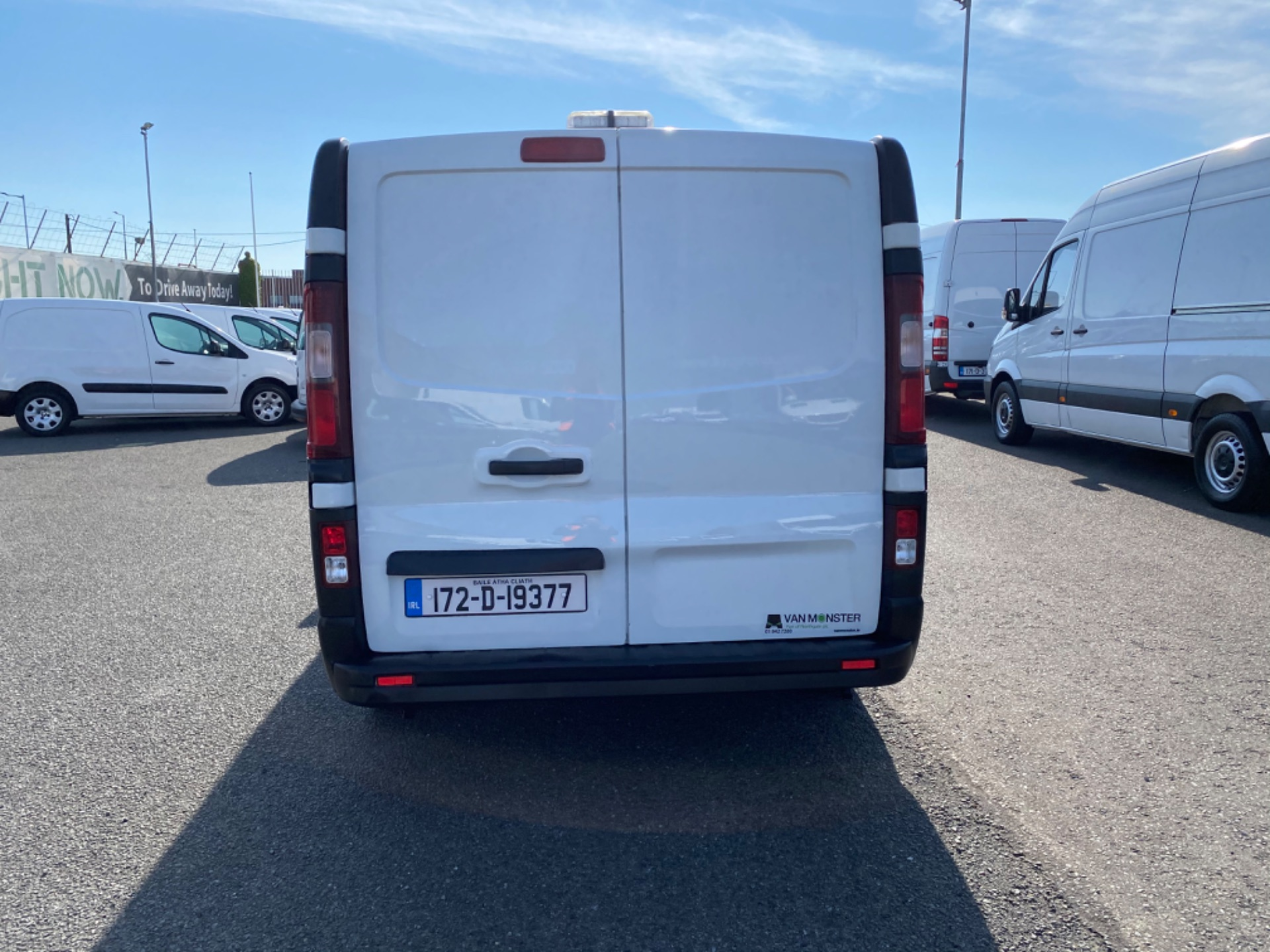 2017 Renault Trafic LL29 DCI 120 Business 3DR (172D19377) Image 6
