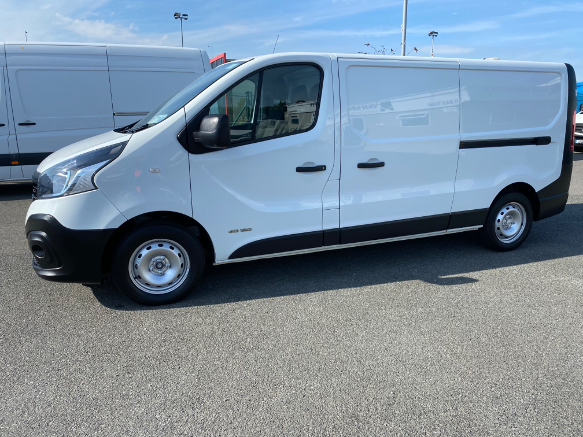 2017 Renault Trafic LL29 DCI 120 Business 3DR (172D19377) Image 4