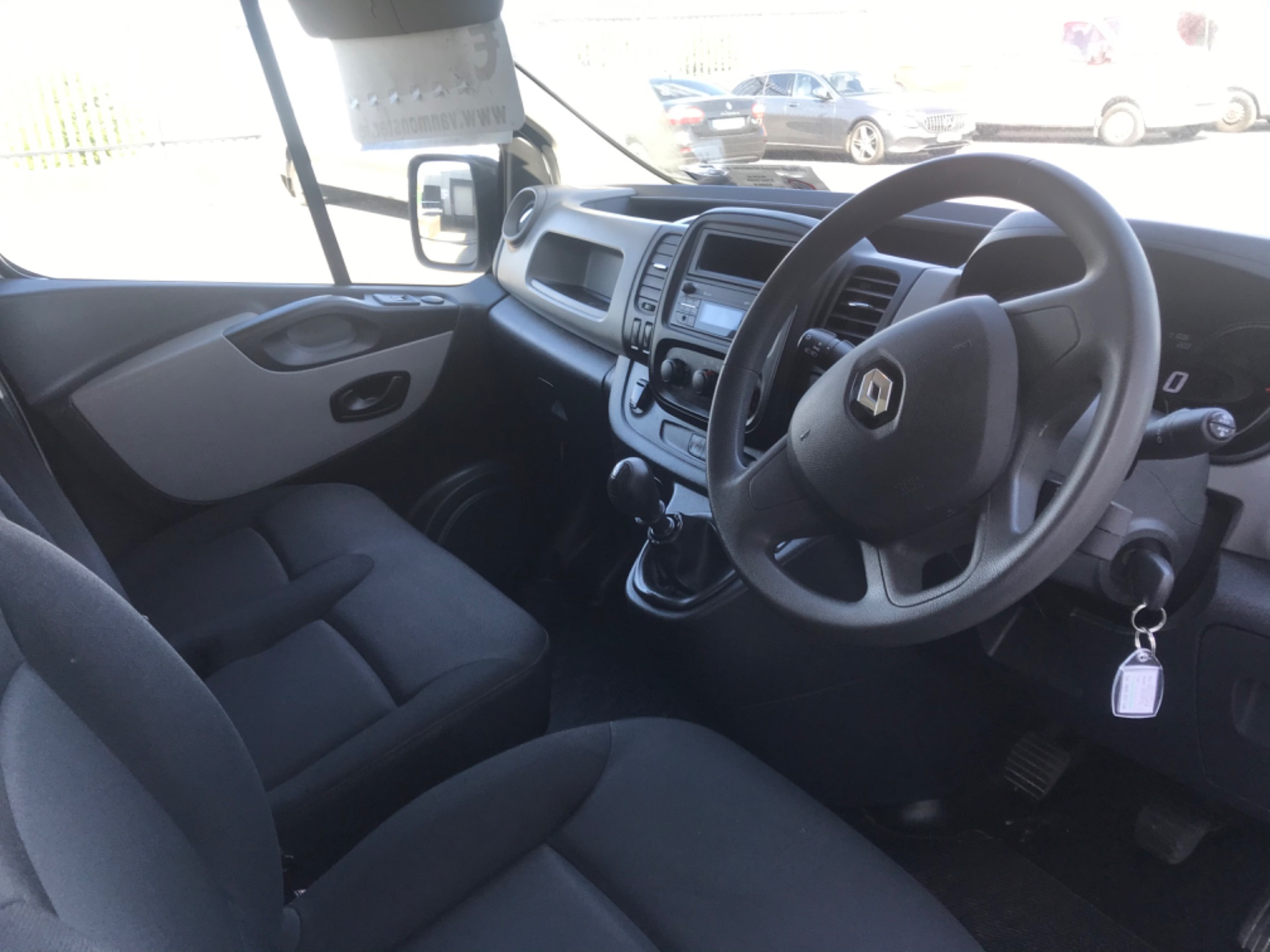 2017 Renault Trafic LL29 DCI 120 Business 3DR (172D19527) Image 13