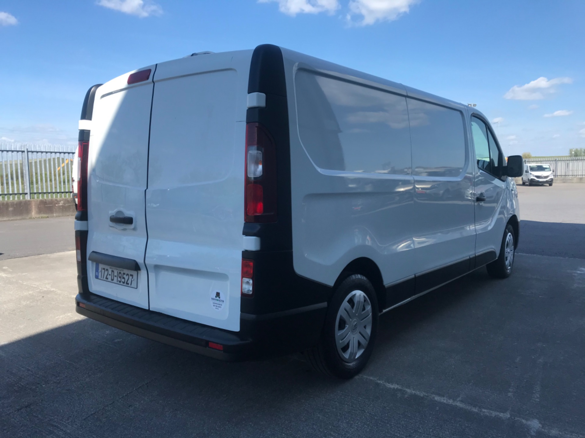 2017 Renault Trafic LL29 DCI 120 Business 3DR (172D19527) Image 5