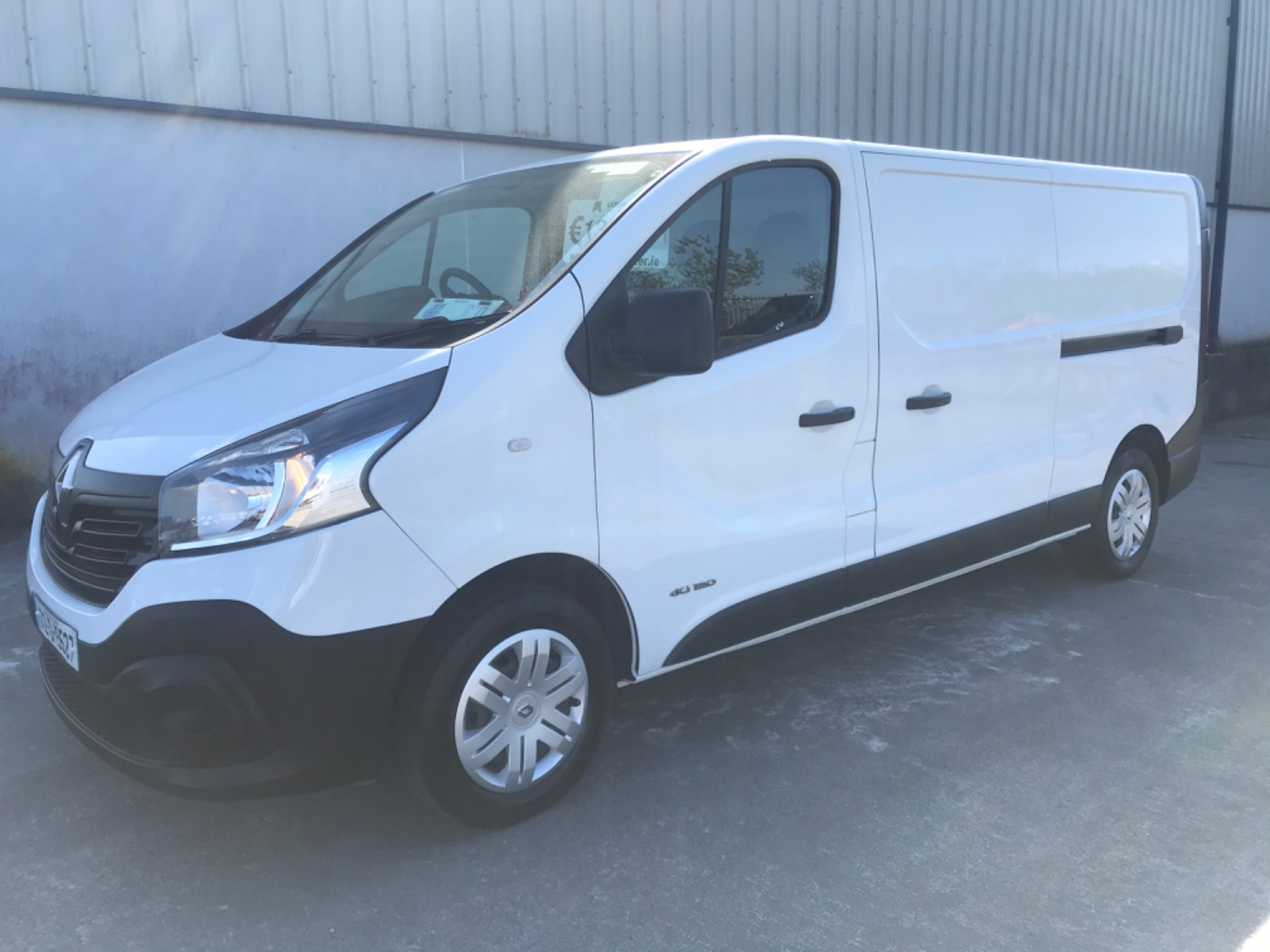 2017 Renault Trafic LL29 DCI 120 Business 3DR (172D19527) Image 1