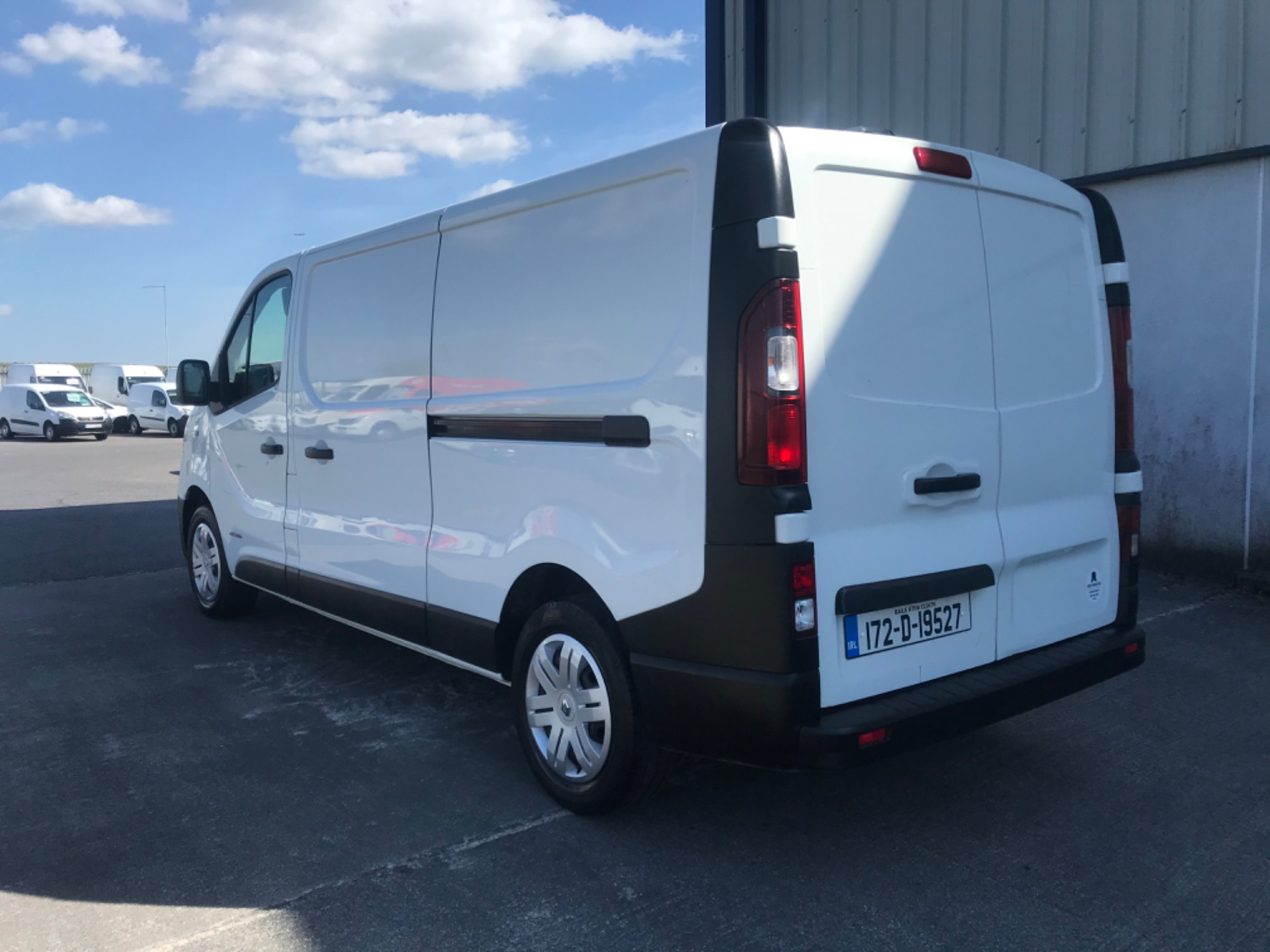 2017 Renault Trafic LL29 DCI 120 Business 3DR (172D19527) Image 7