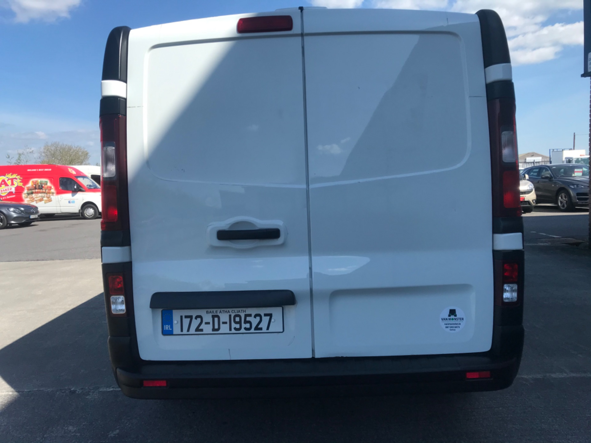 2017 Renault Trafic LL29 DCI 120 Business 3DR (172D19527) Image 6
