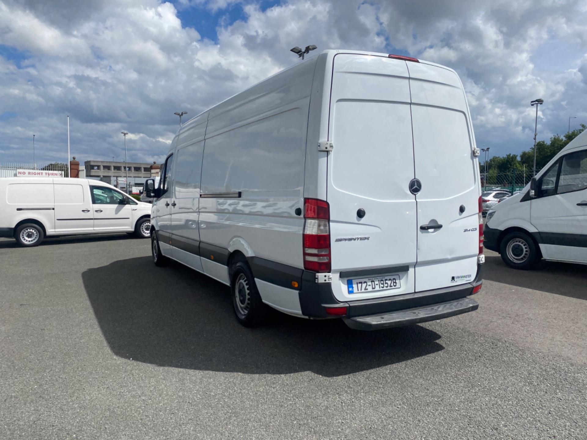 2017 Mercedes-Benz Sprinter 314/43 EU6 6DR (172D19528) Image 4