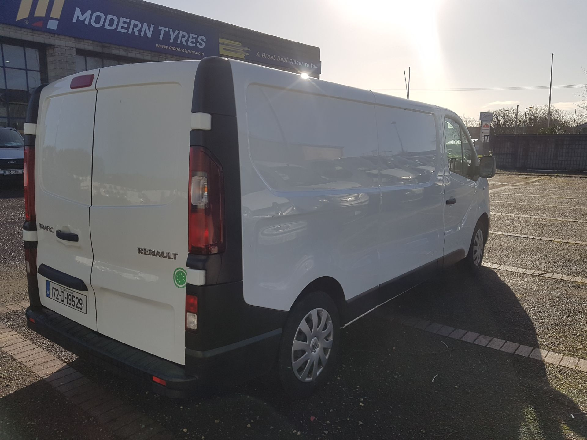 2017 Renault Trafic LL29 DCI 120 Business 3DR (172D19529) Image 5
