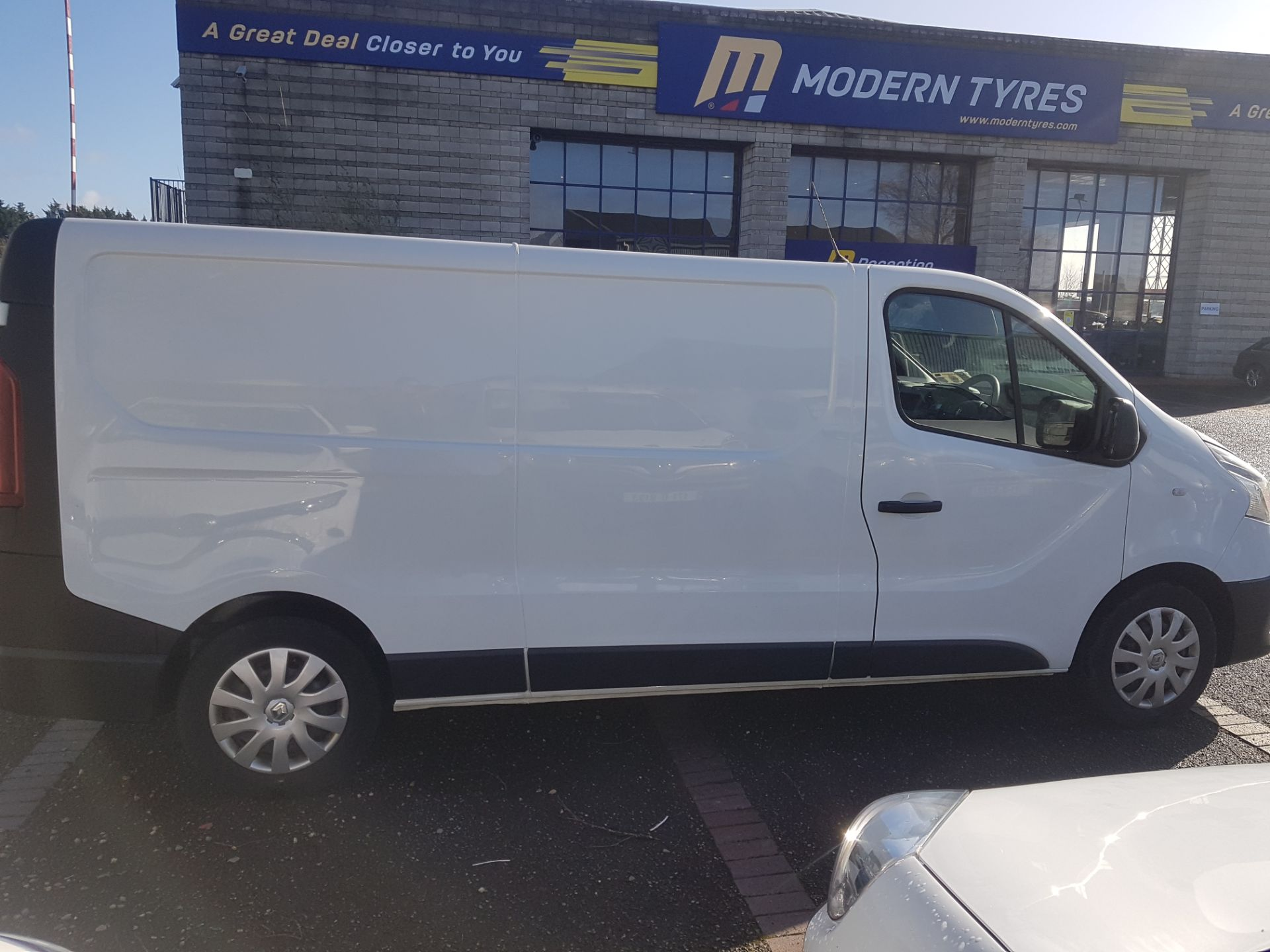 2017 Renault Trafic LL29 DCI 120 Business 3DR (172D19529) Image 6