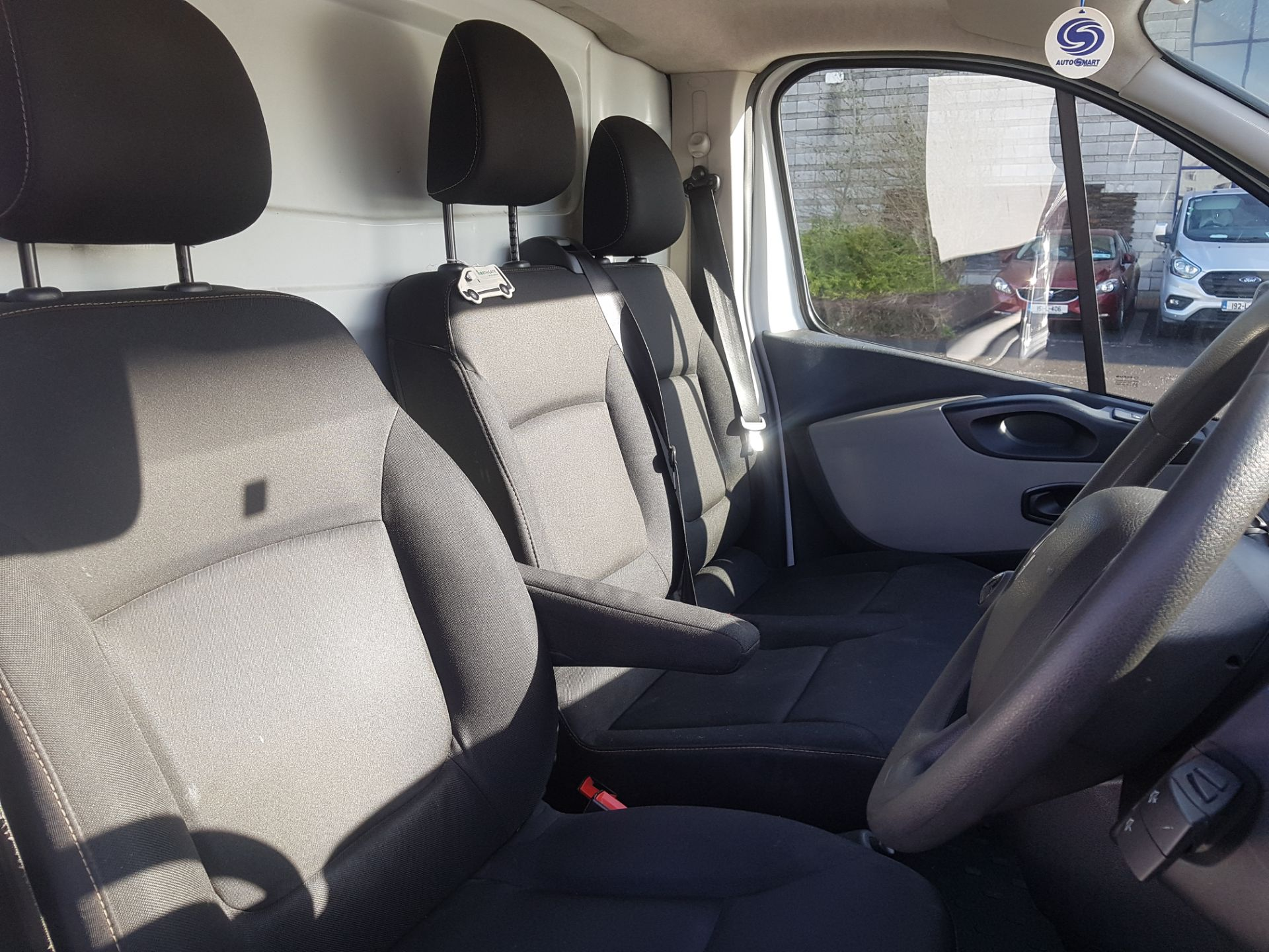 2017 Renault Trafic LL29 DCI 120 Business 3DR (172D19529) Image 13