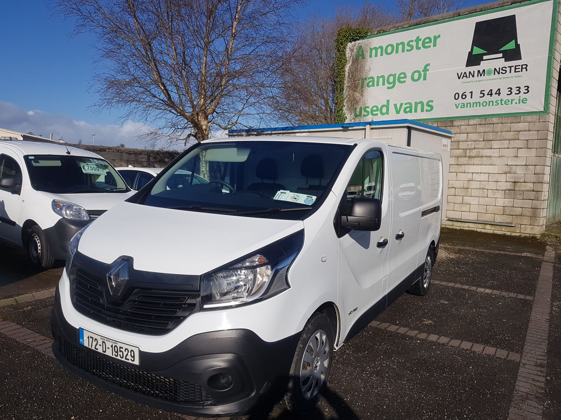 2017 Renault Trafic LL29 DCI 120 Business 3DR (172D19529) Image 1