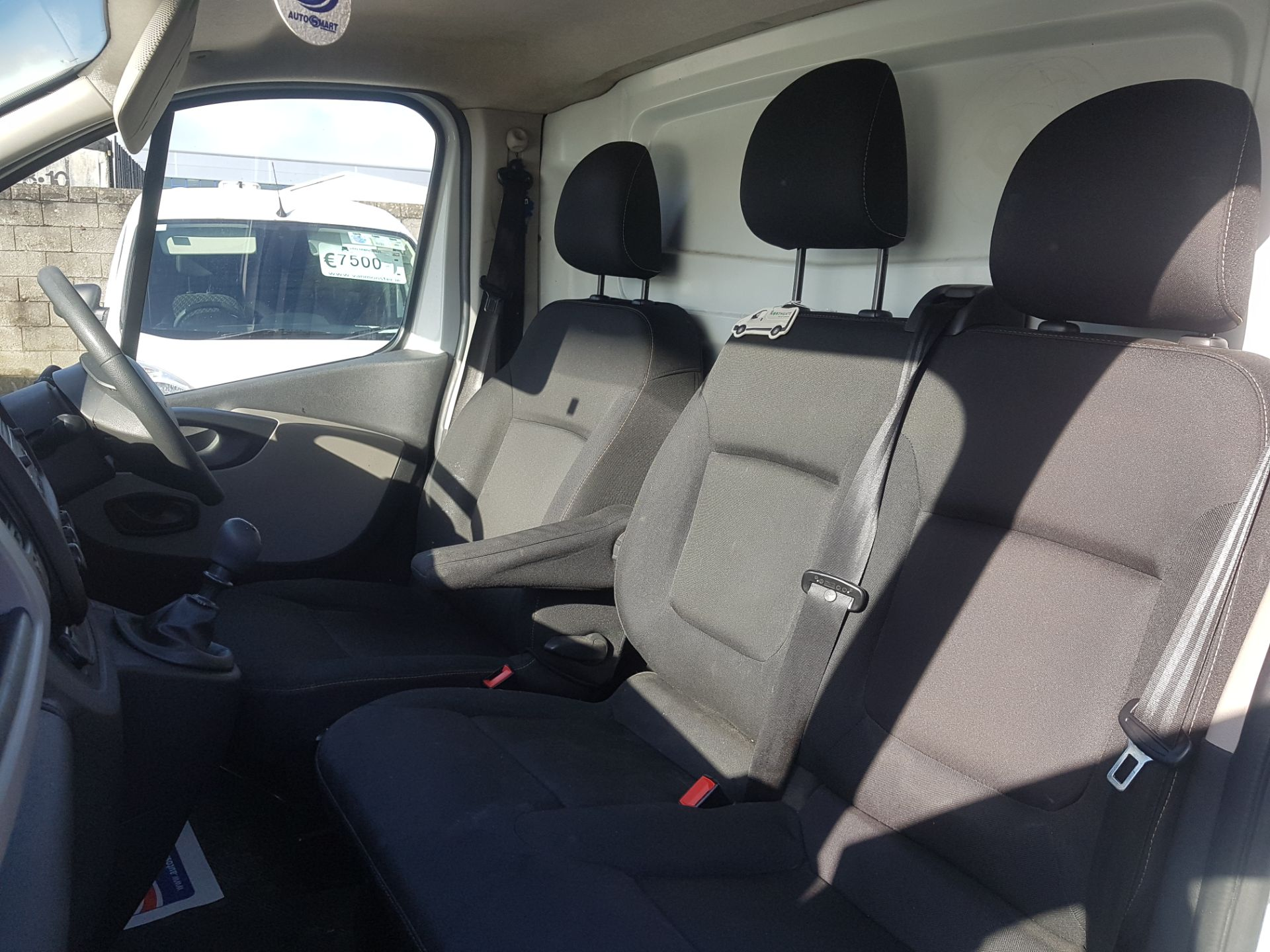 2017 Renault Trafic LL29 DCI 120 Business 3DR (172D19529) Image 11