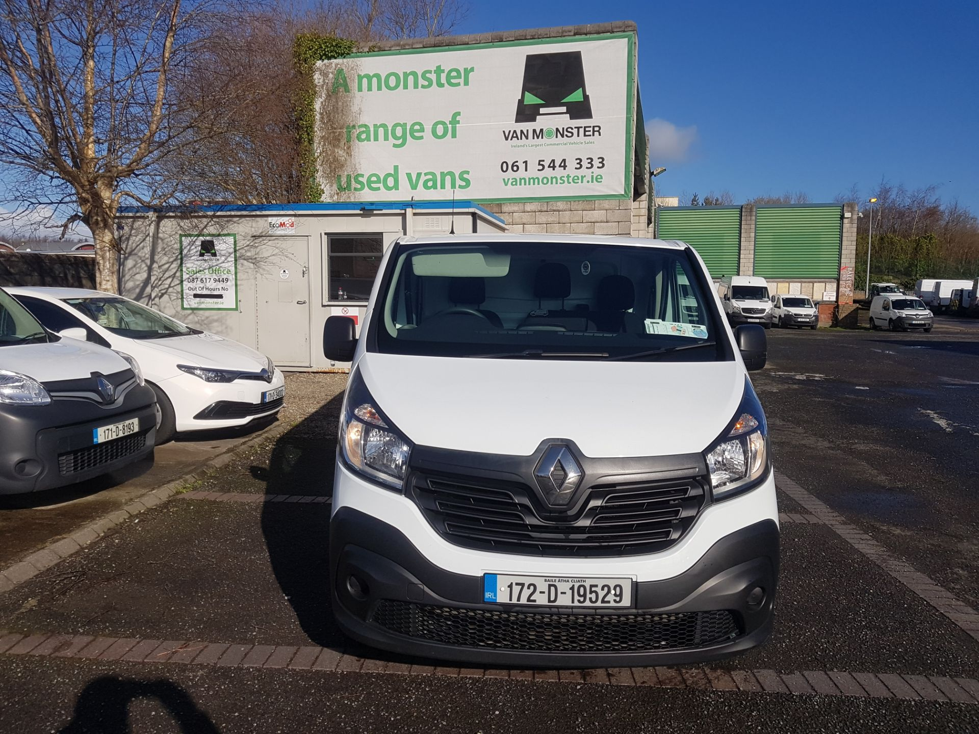 2017 Renault Trafic LL29 DCI 120 Business 3DR (172D19529) Image 8