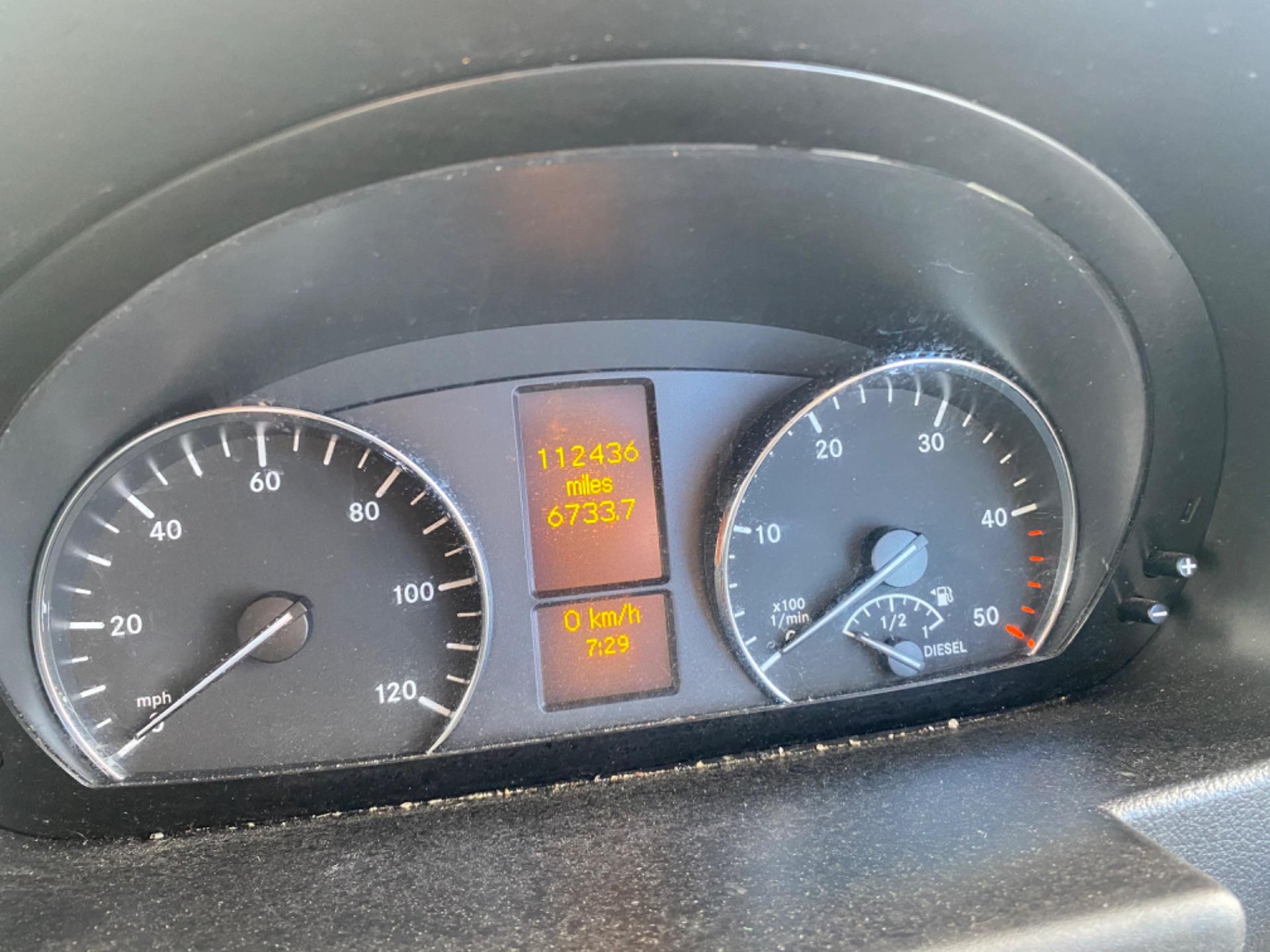 2017 Mercedes-Benz Sprinter 314/43 EU6 6DR (172D19537) Image 13