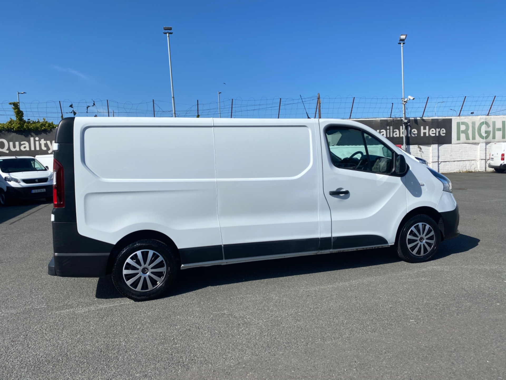 2017 Renault Trafic LL29 DCI 120 BUSINESS 3DR (172D19554) Image 7