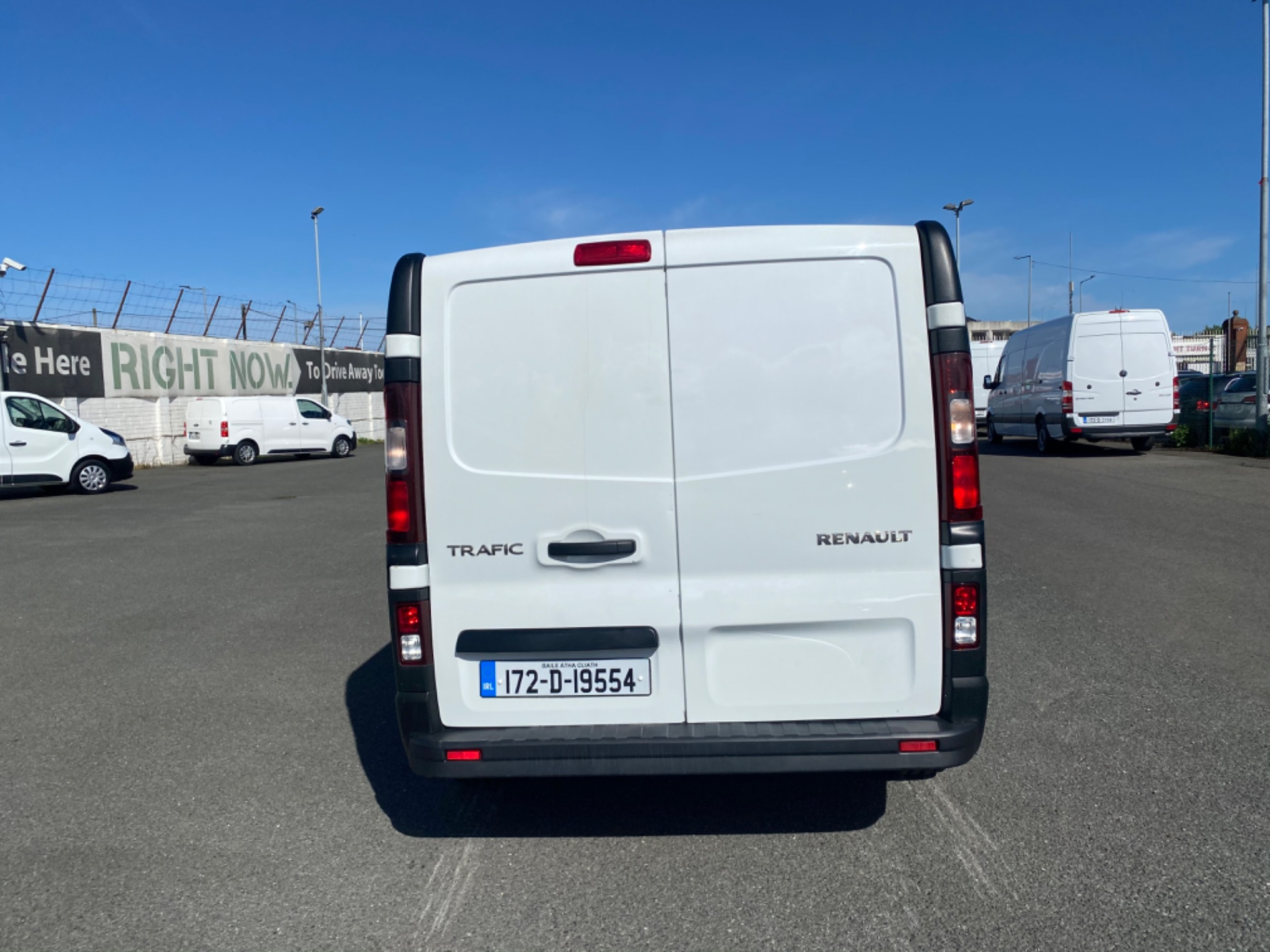 2017 Renault Trafic LL29 DCI 120 BUSINESS 3DR (172D19554) Image 6