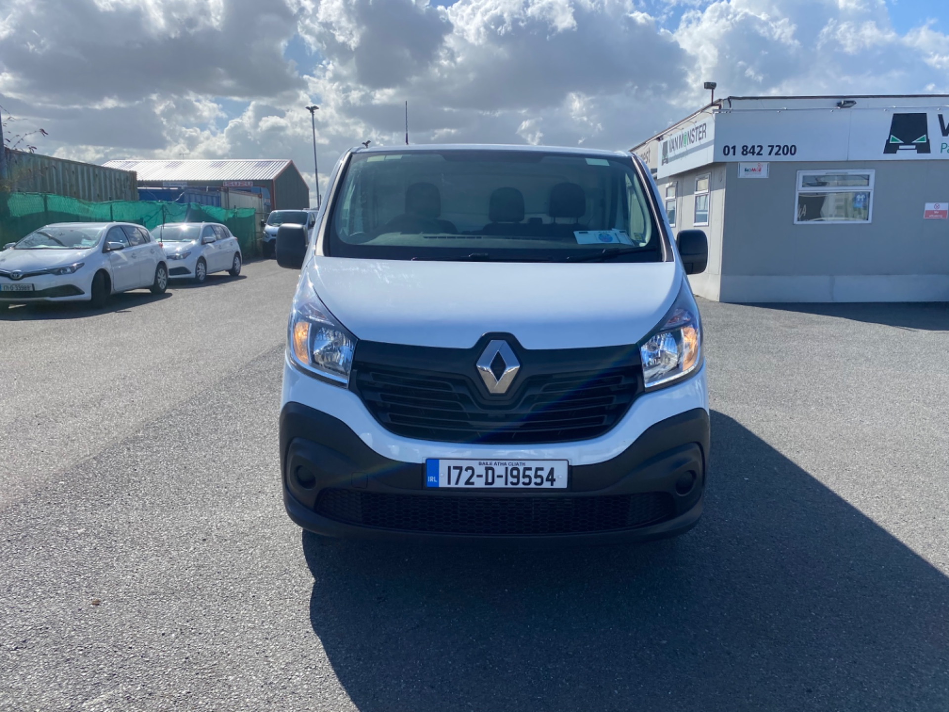 2017 Renault Trafic LL29 DCI 120 BUSINESS 3DR (172D19554) Image 1
