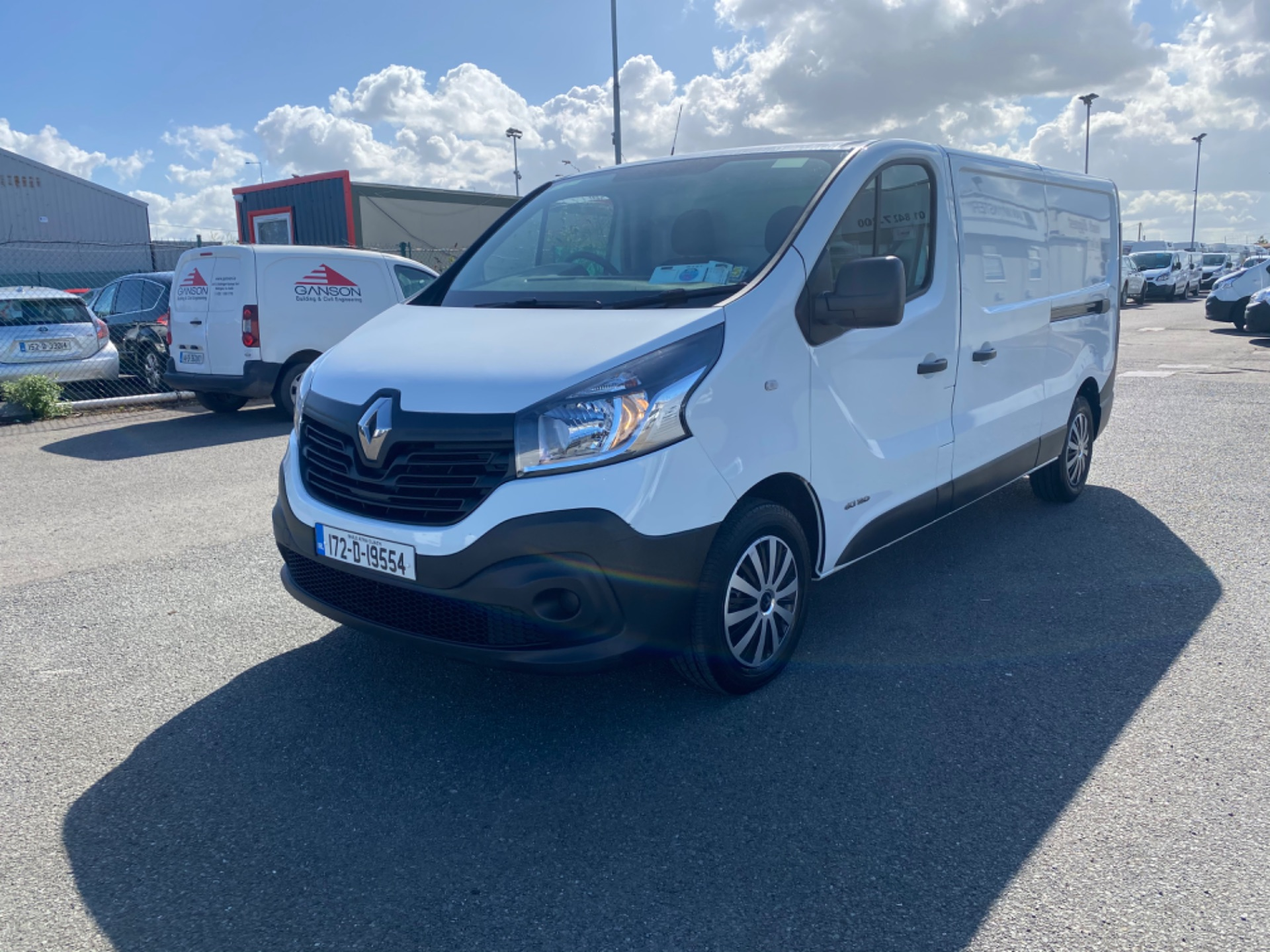 2017 Renault Trafic LL29 DCI 120 BUSINESS 3DR (172D19554) Image 3