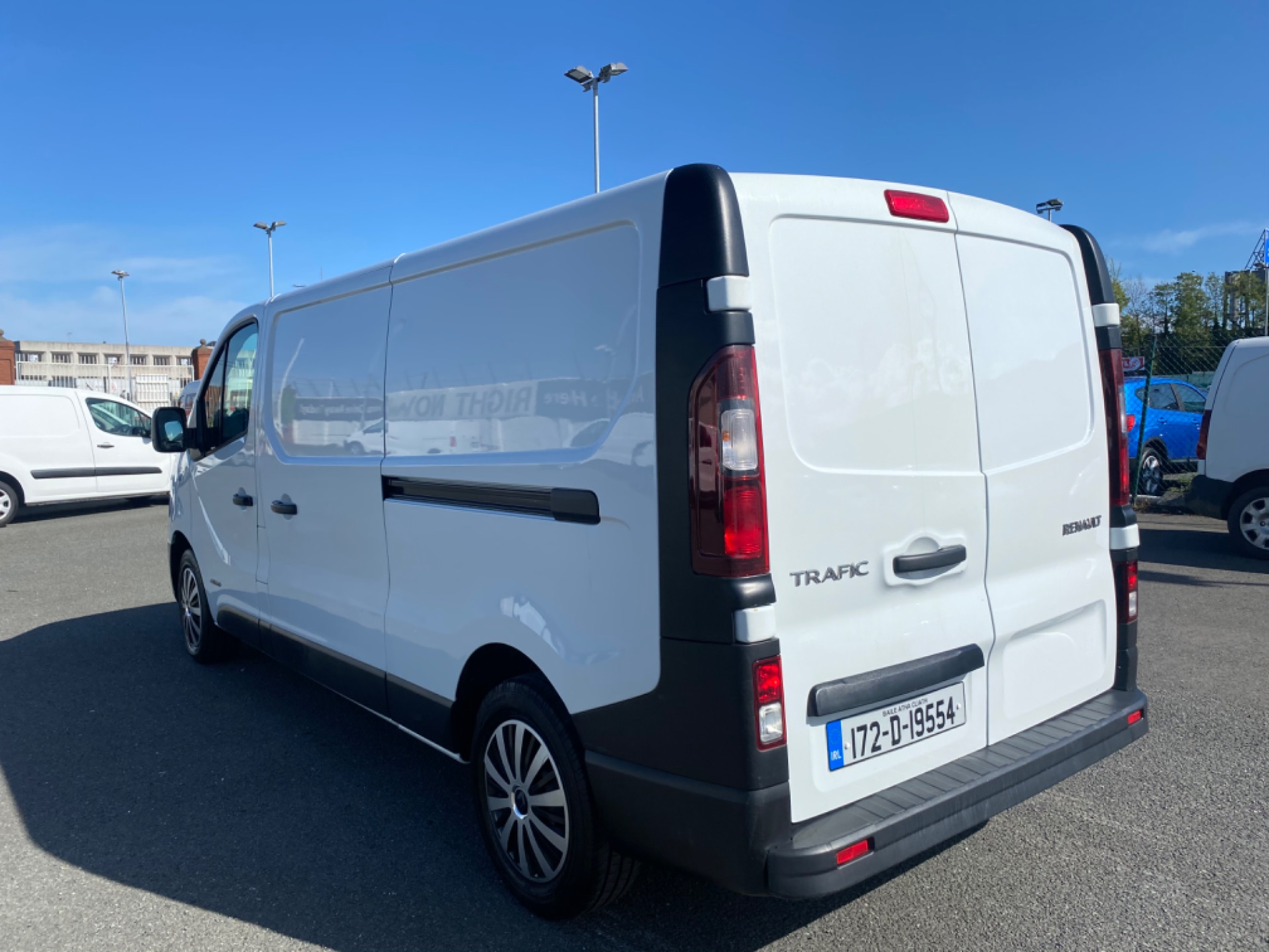 2017 Renault Trafic LL29 DCI 120 BUSINESS 3DR (172D19554) Image 5