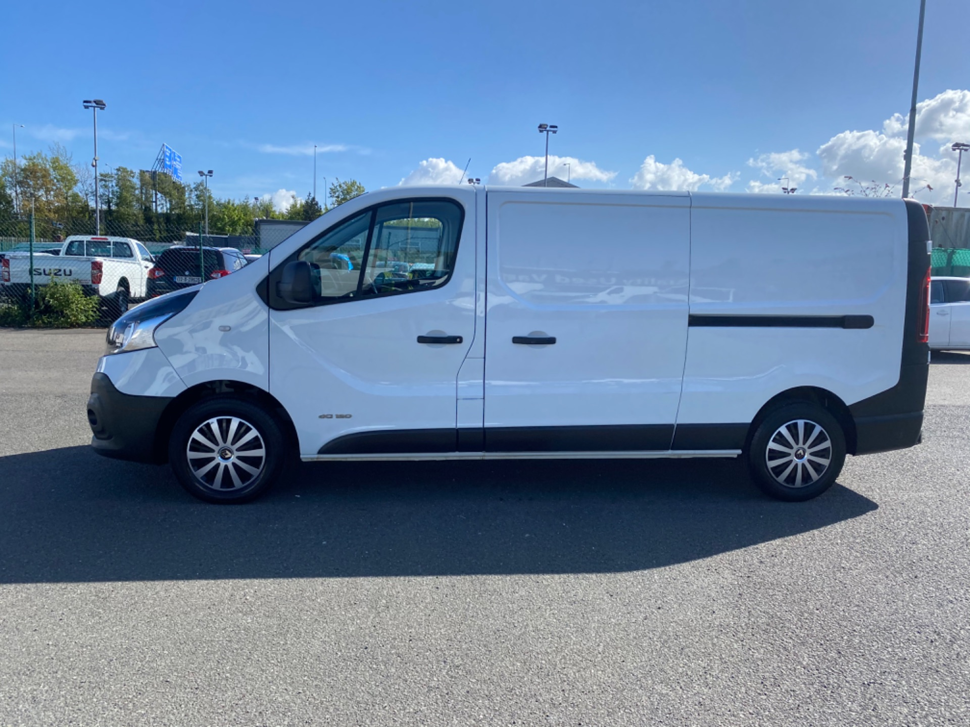 2017 Renault Trafic LL29 DCI 120 BUSINESS 3DR (172D19554) Image 4