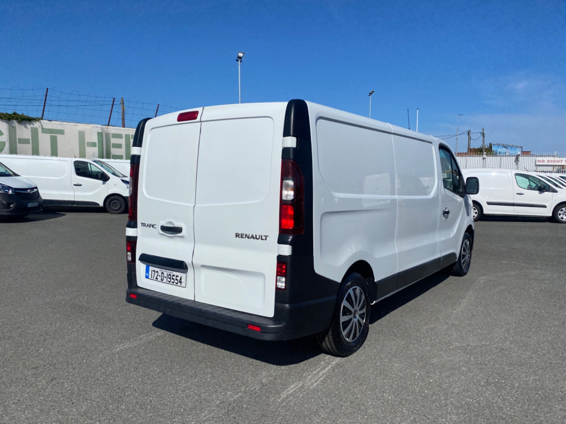 2017 Renault Trafic LL29 DCI 120 BUSINESS 3DR (172D19554) Image 10