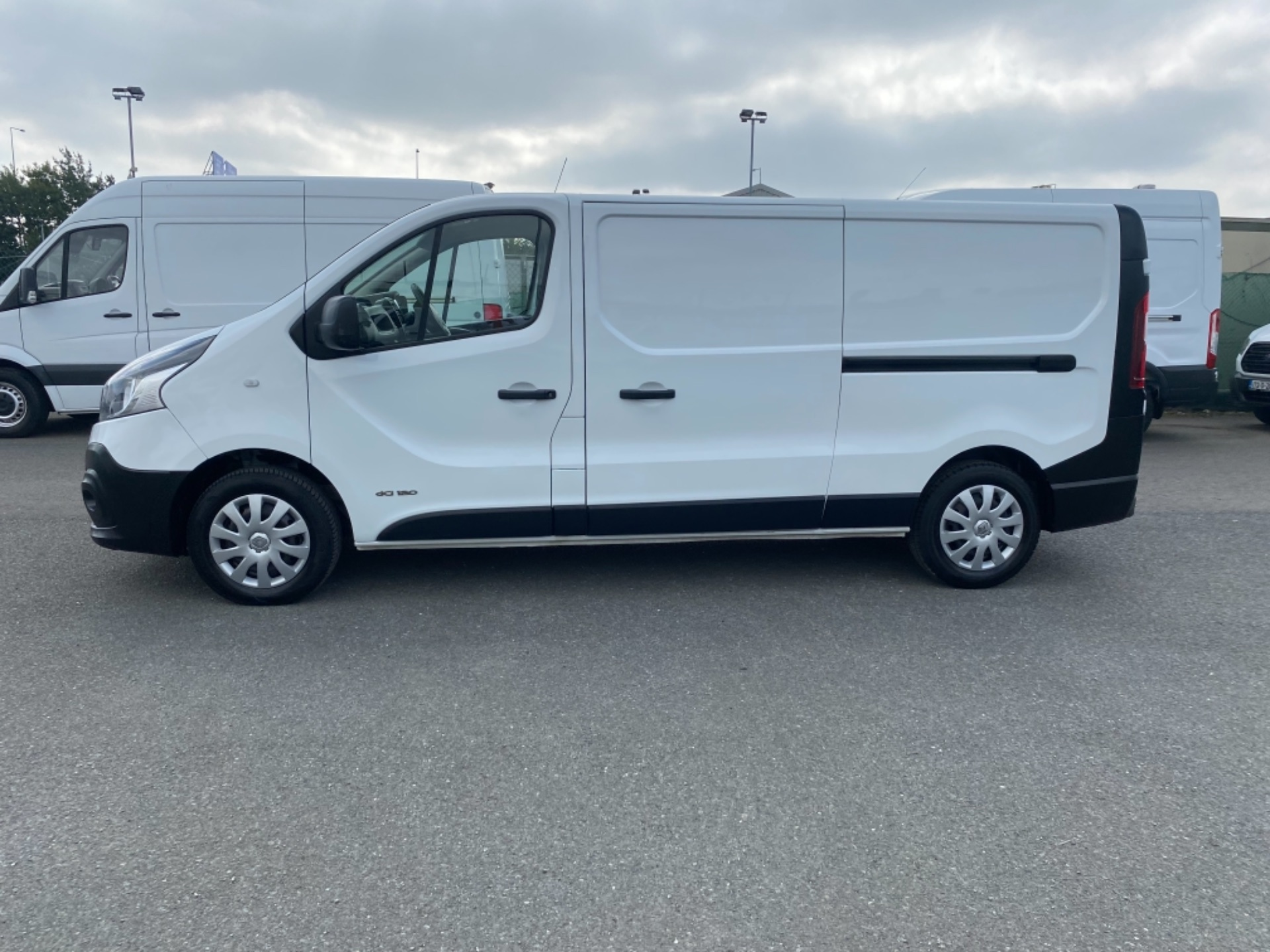 2017 Renault Trafic LL29 DCI 120 Business 3DR (172D19575) Image 4