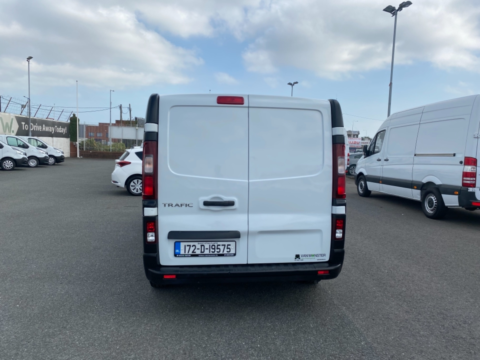 2017 Renault Trafic LL29 DCI 120 Business 3DR (172D19575) Image 6