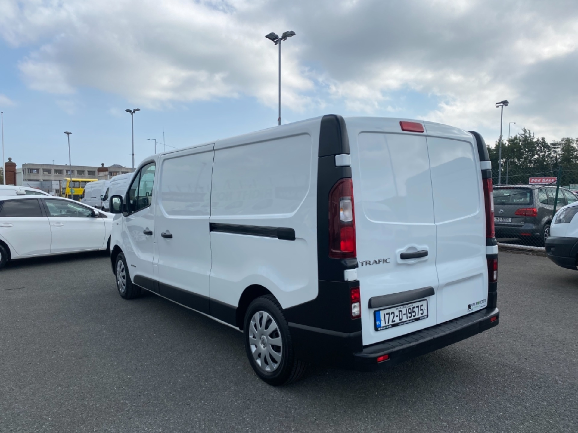 2017 Renault Trafic LL29 DCI 120 Business 3DR (172D19575) Image 5