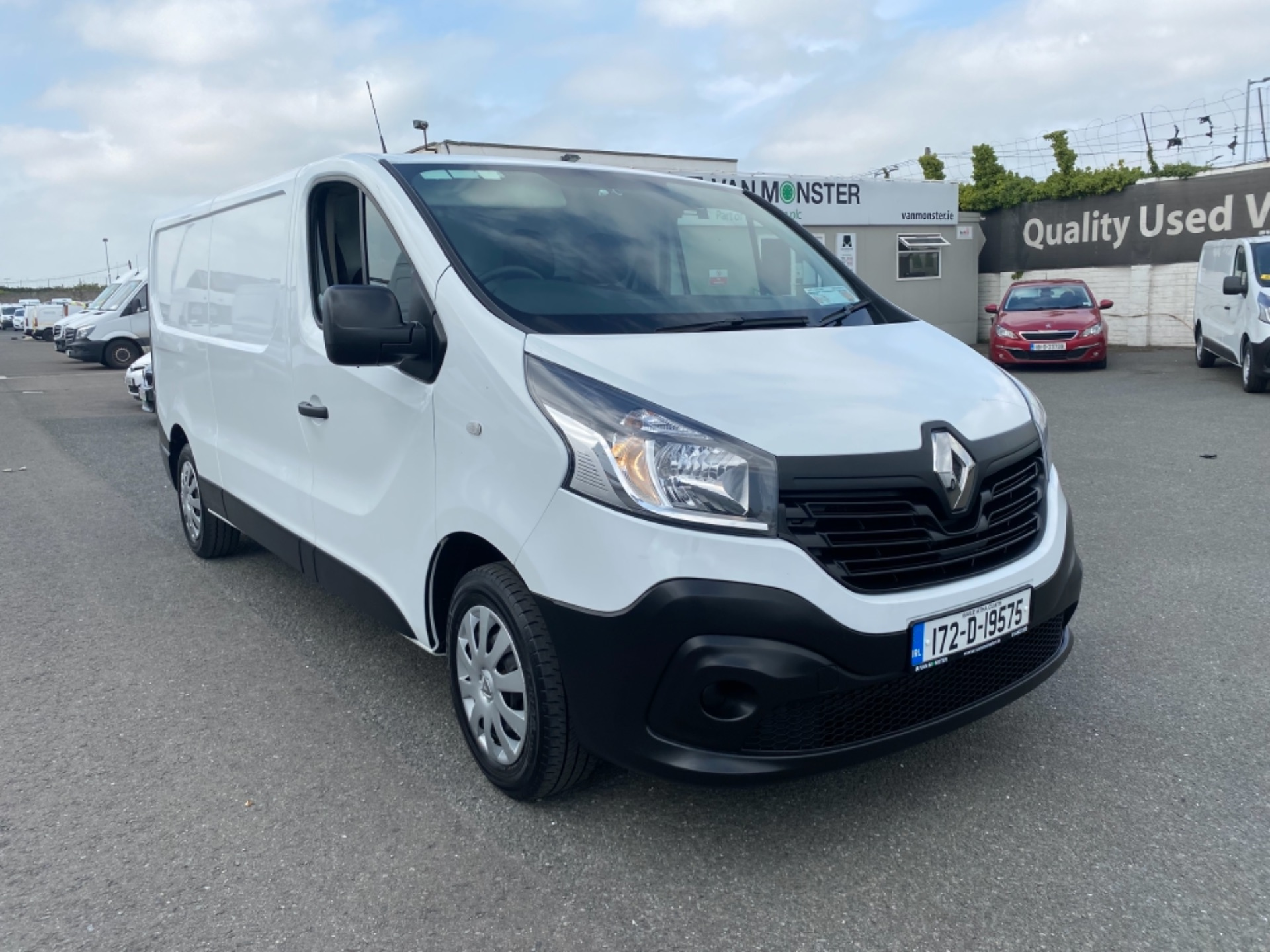2017 Renault Trafic LL29 DCI 120 Business 3DR (172D19575) Image 1