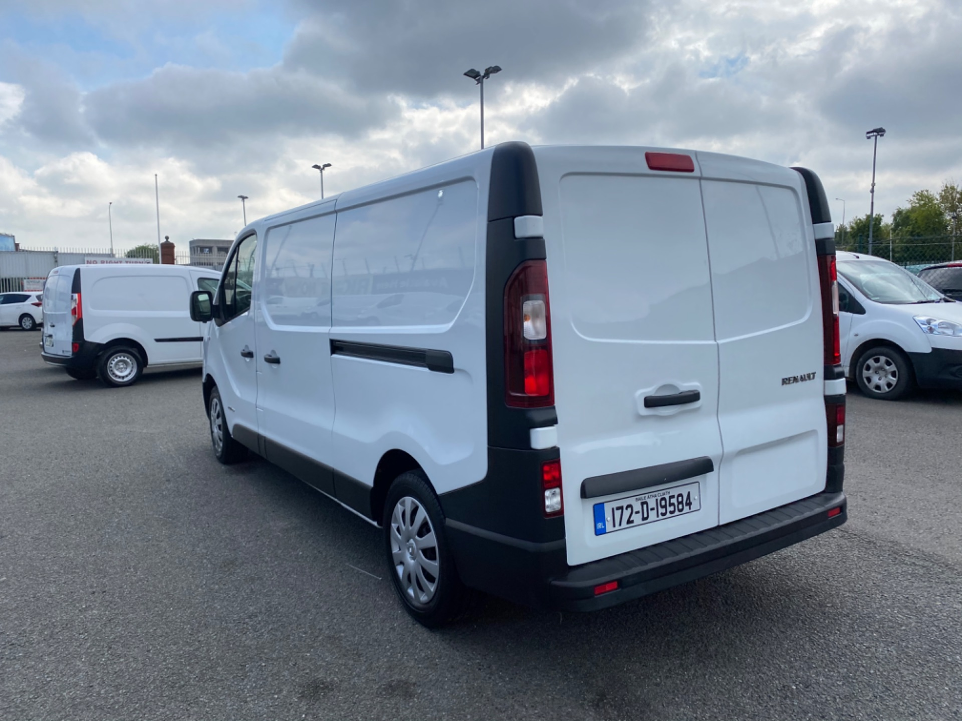 2017 Renault Trafic LL29 DCI 120 Business 3DR (172D19584) Image 4