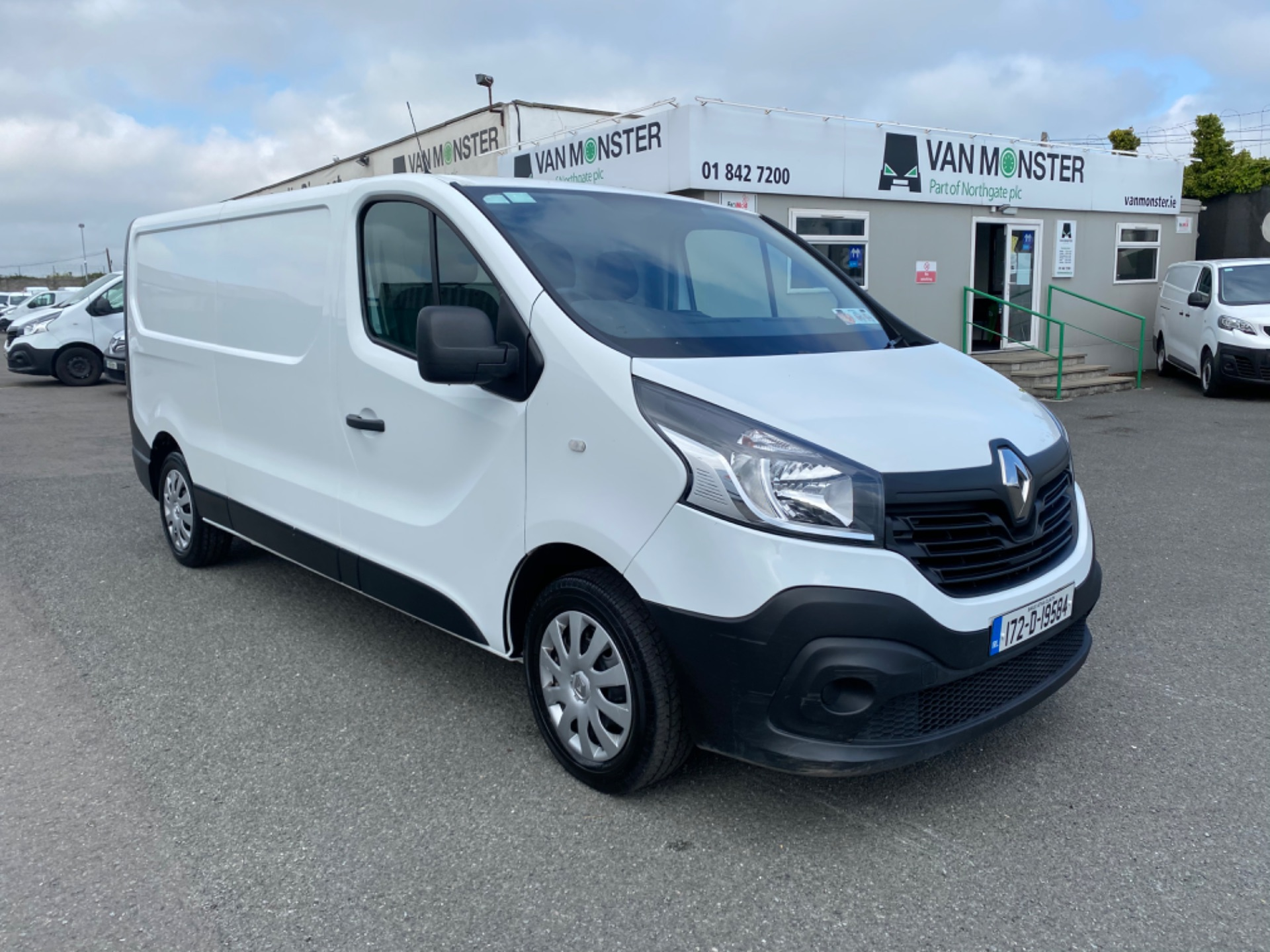 2017 Renault Trafic LL29 DCI 120 Business 3DR (172D19584) Image 1