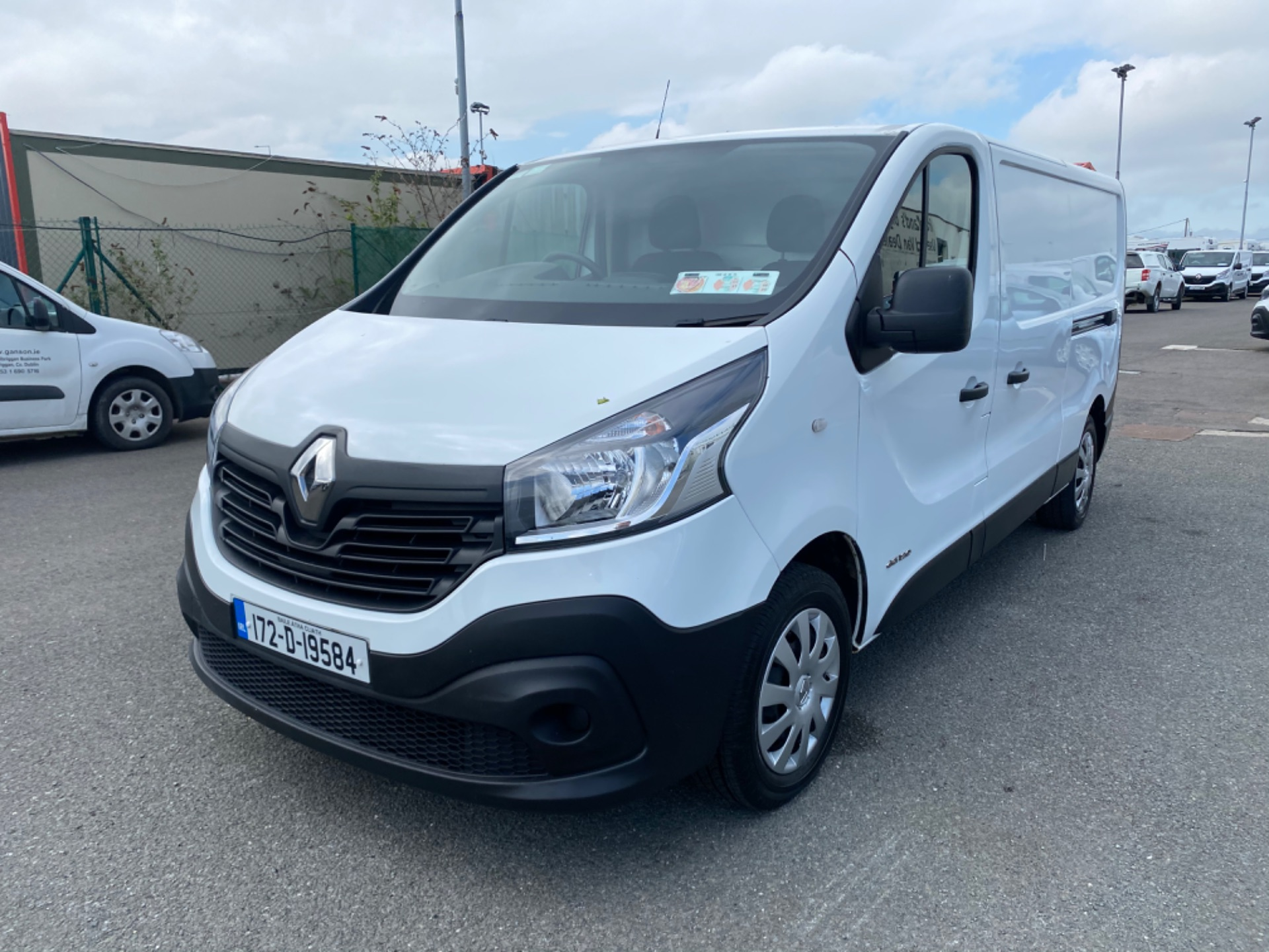 2017 Renault Trafic LL29 DCI 120 Business 3DR (172D19584) Image 2