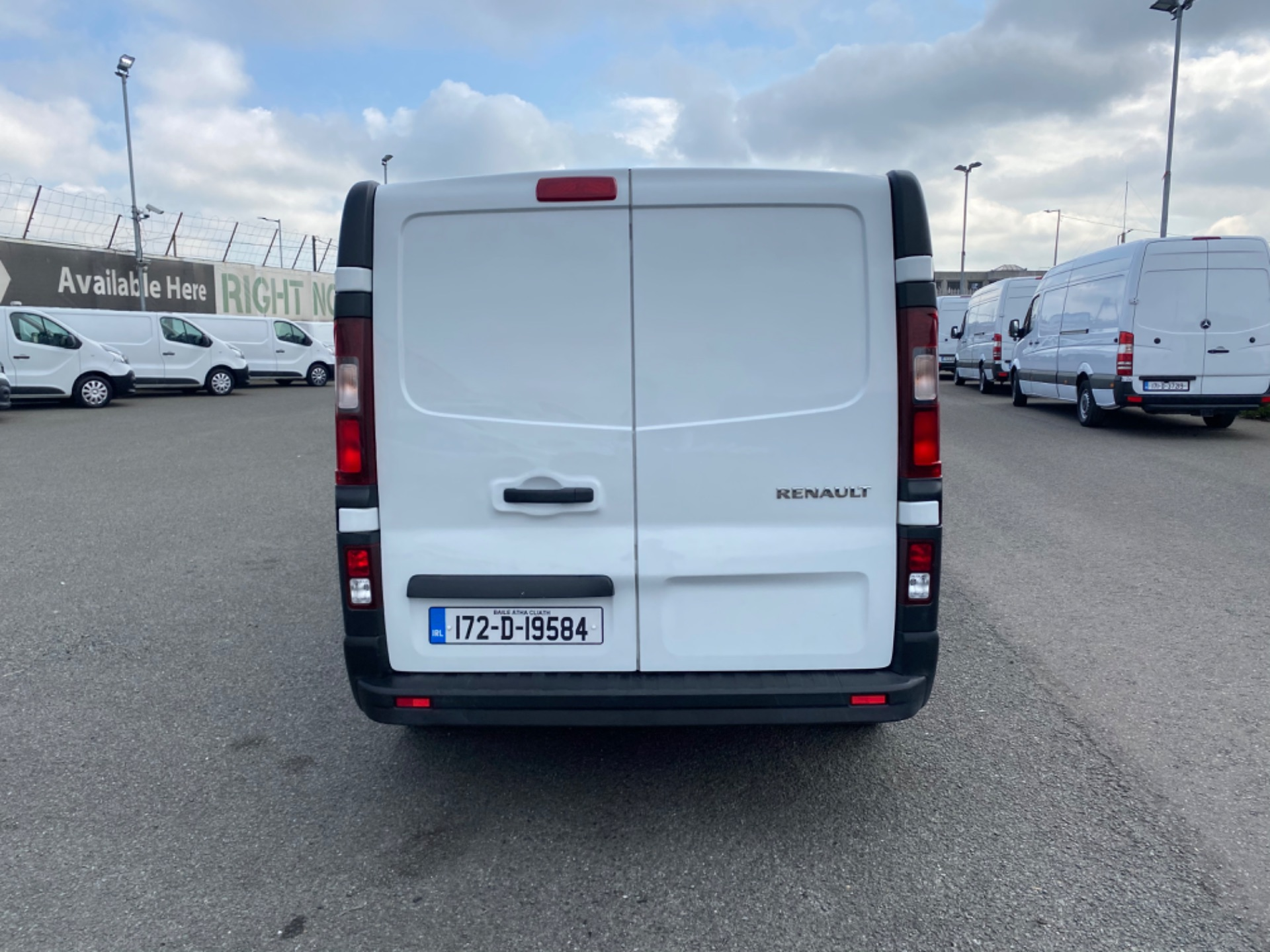 2017 Renault Trafic LL29 DCI 120 Business 3DR (172D19584) Image 5