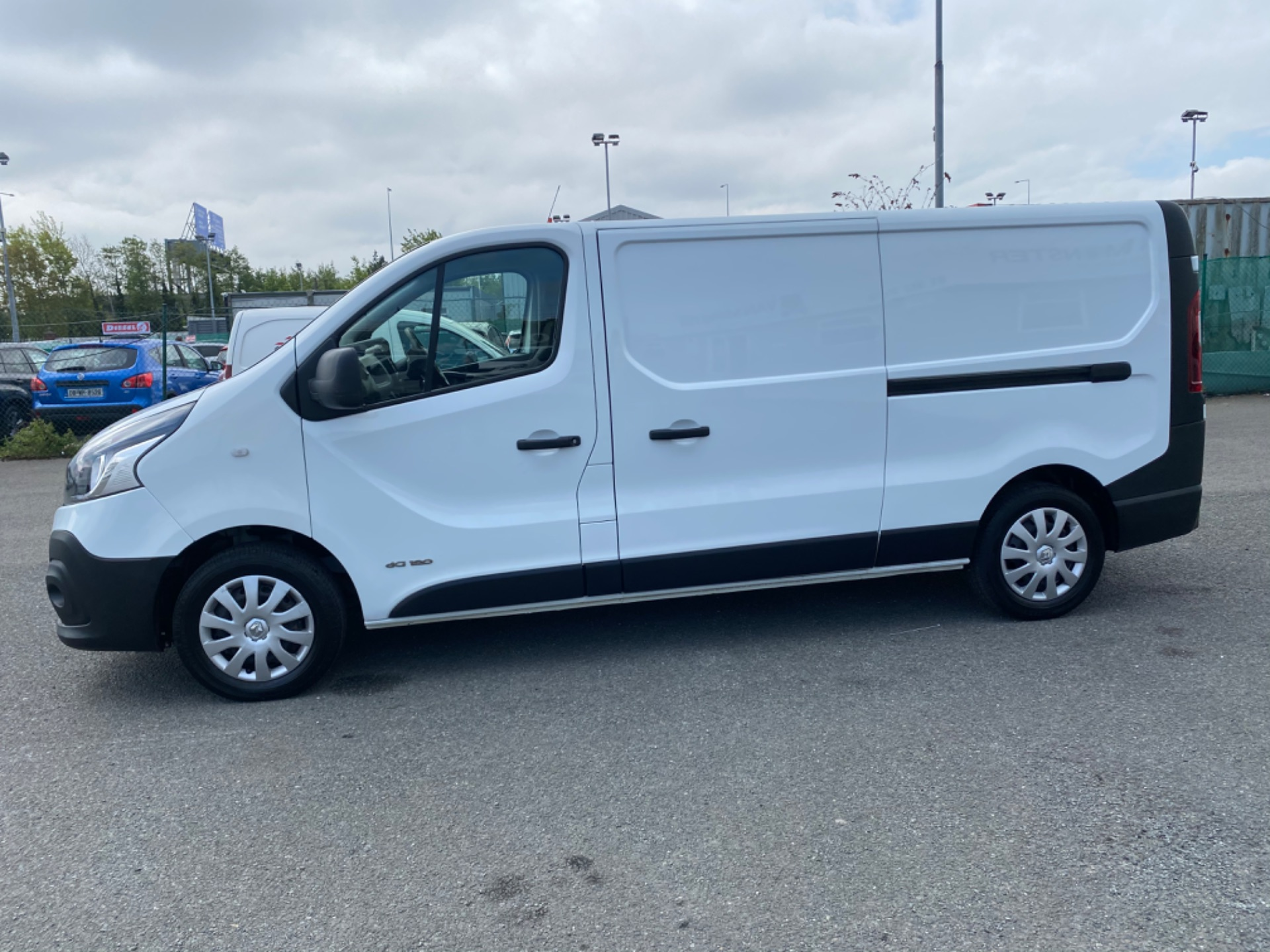 2017 Renault Trafic LL29 DCI 120 Business 3DR (172D19584) Image 3