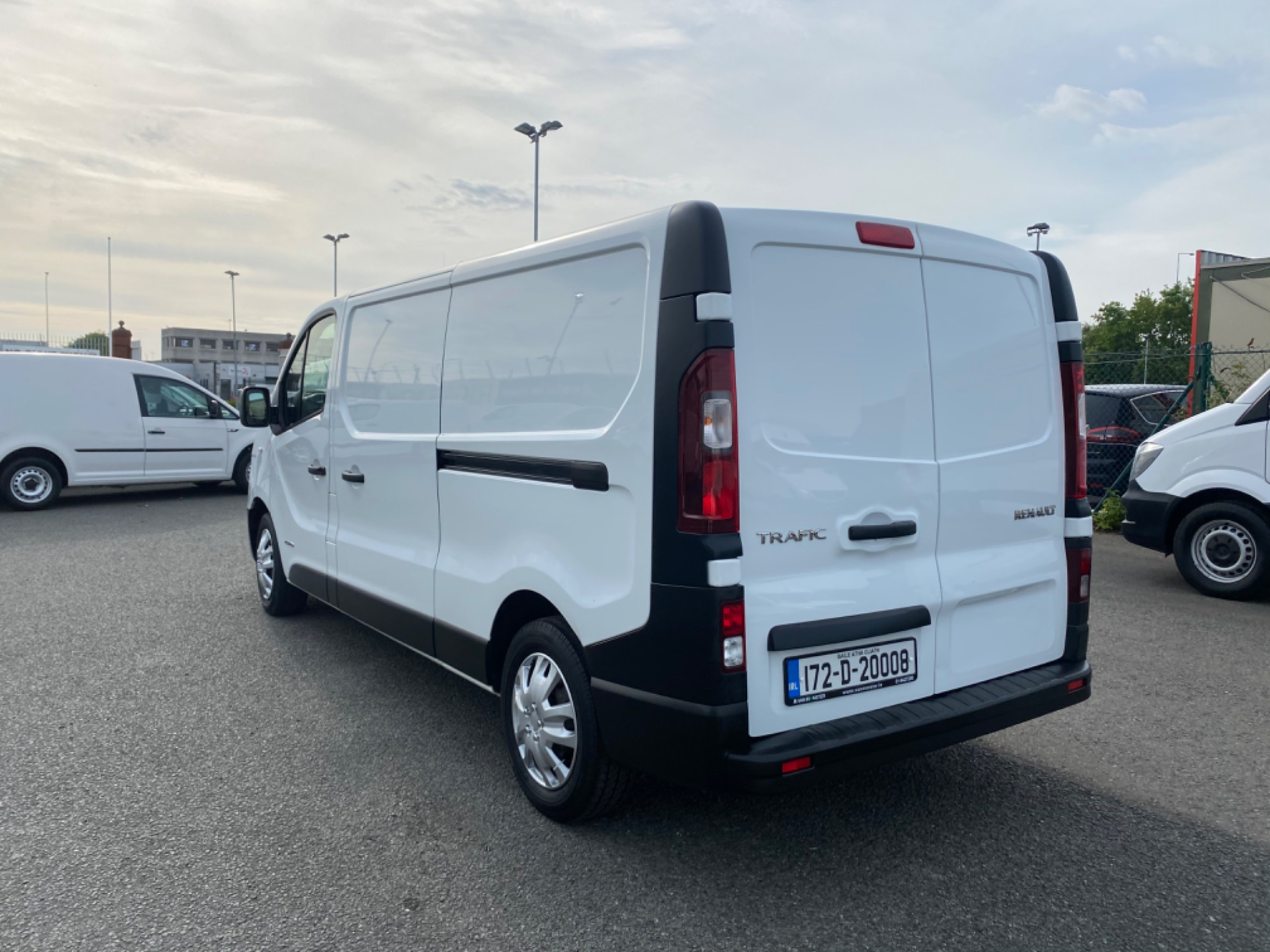 2017 Renault Trafic LL29 DCI 120 Business 3DR (172D20008) Image 5
