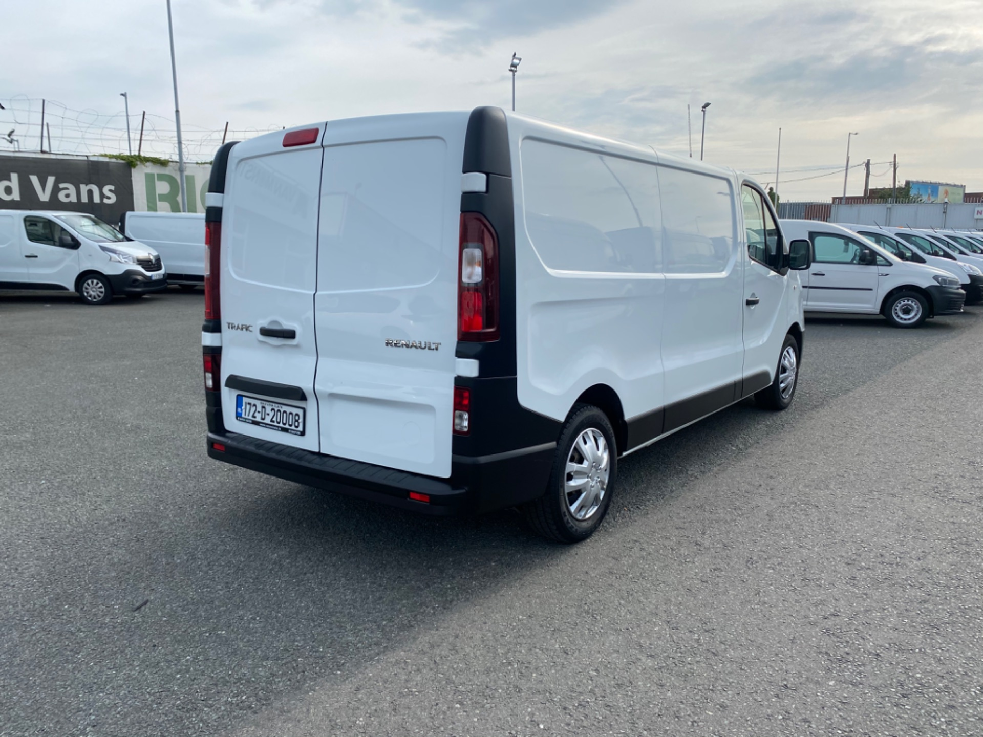 2017 Renault Trafic LL29 DCI 120 Business 3DR (172D20008) Image 7