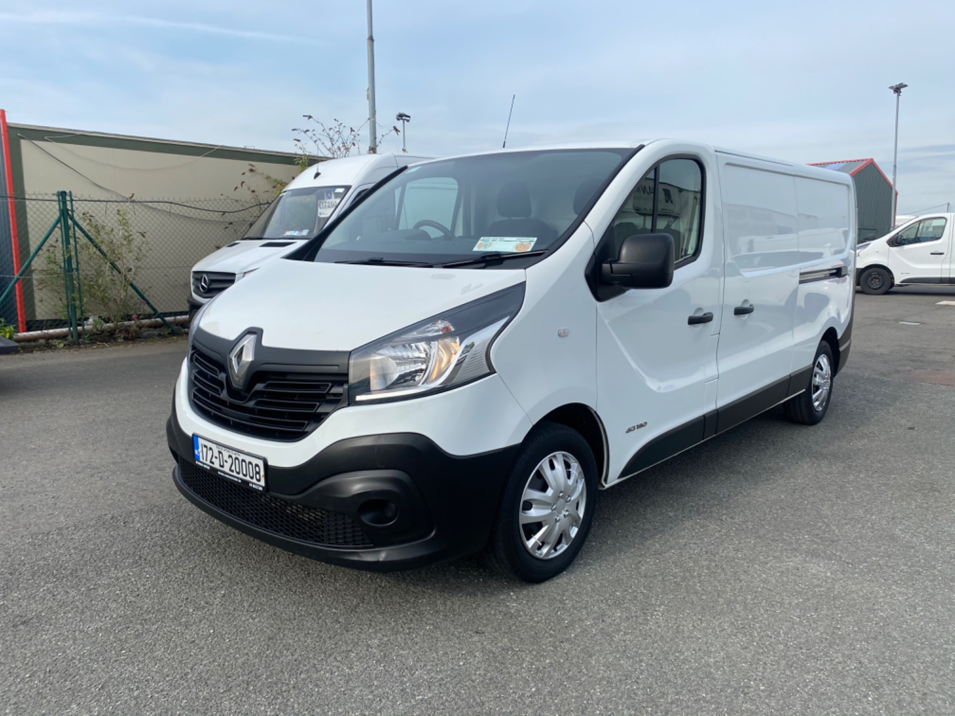 2017 Renault Trafic LL29 DCI 120 Business 3DR (172D20008) Image 3