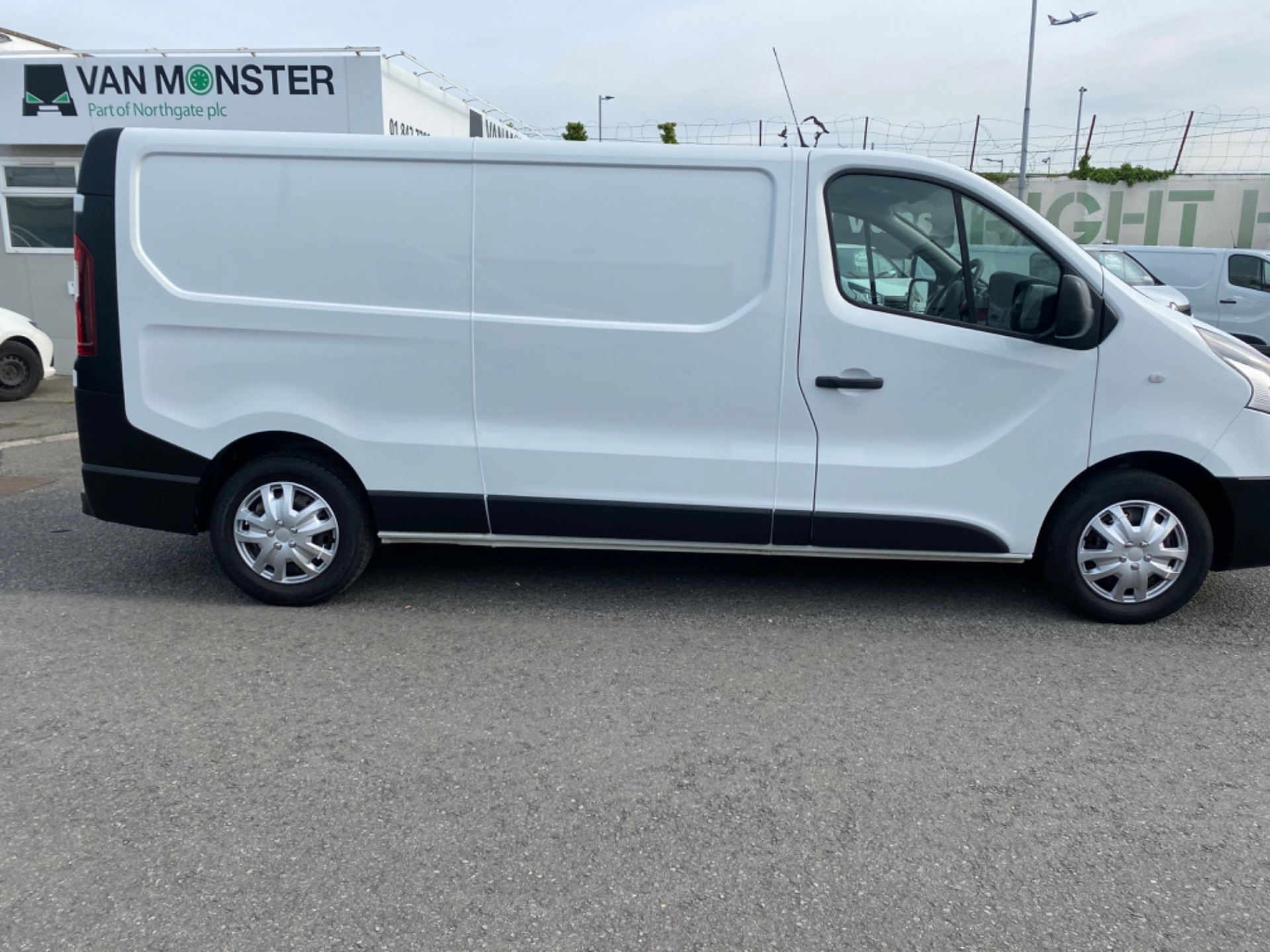 2017 Renault Trafic LL29 DCI 120 Business 3DR (172D20008) Image 8